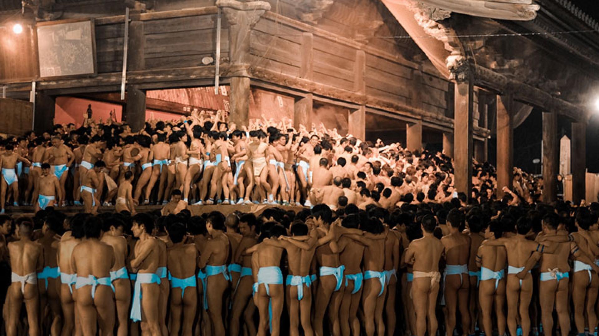 Nude festival hentay vids