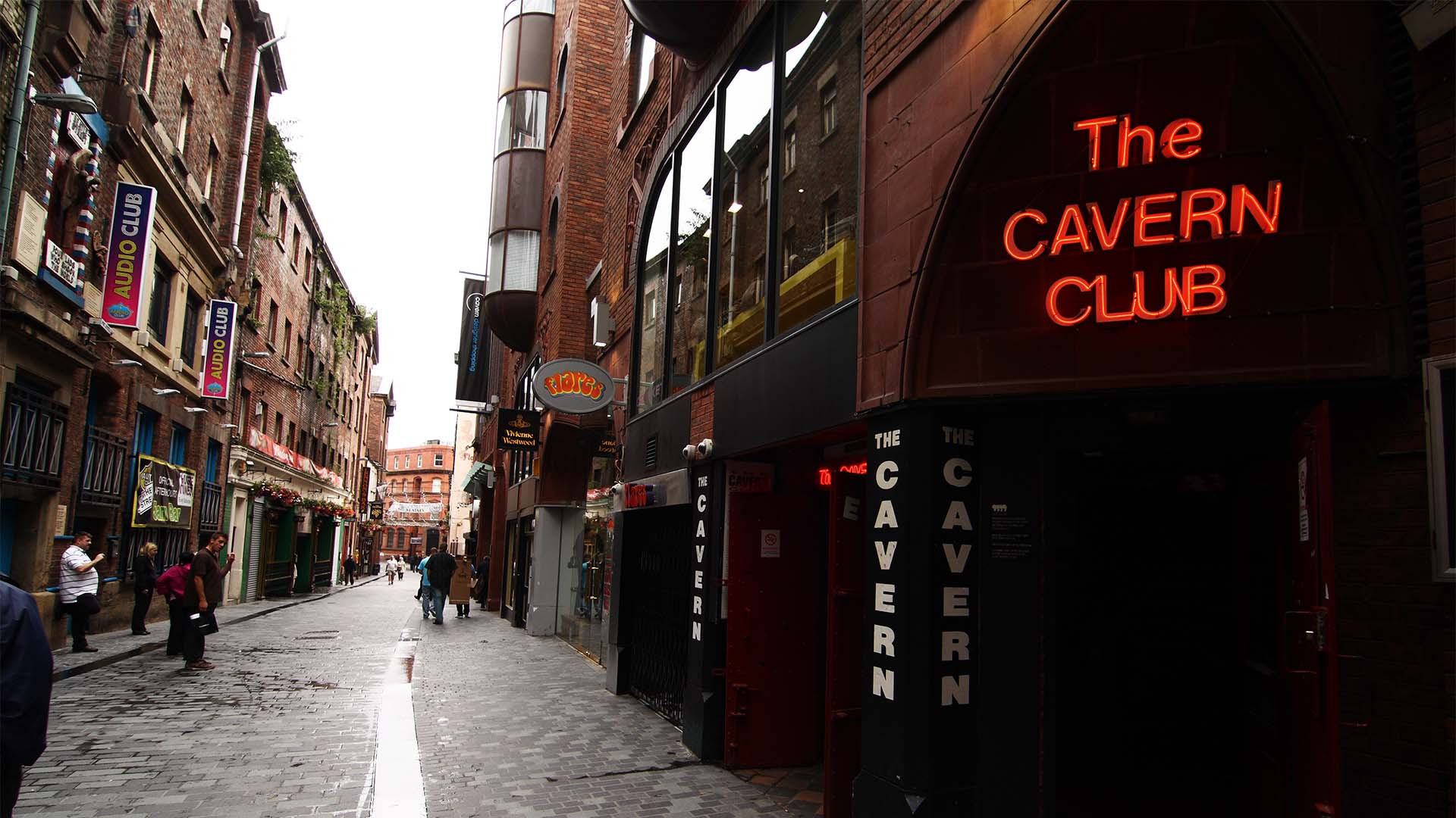 Pictures of the cavern club liverpool Tesco is selling massive multipacks of pink gin