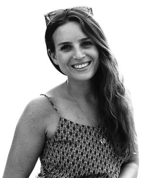 Escapism's associate editor Hannah Summers