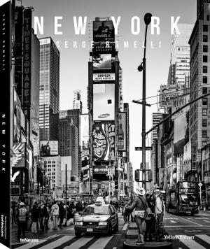 New York, by Serge Ramelli
