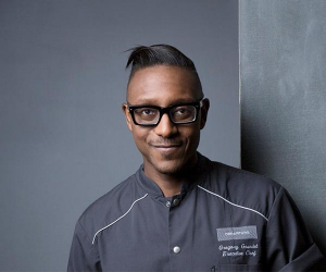 Gregory Gourdet of Departure restaurant