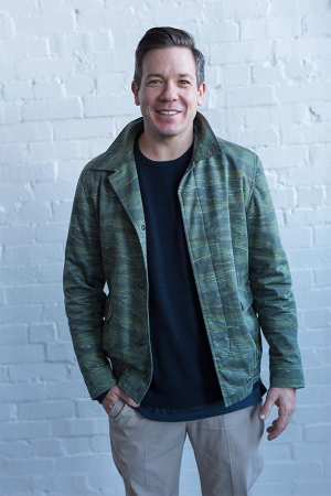 Jamie Cormack, co-founder of Herschel Supply