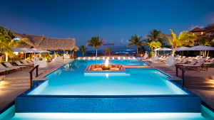 Pool at Sandals LaSource Grenada