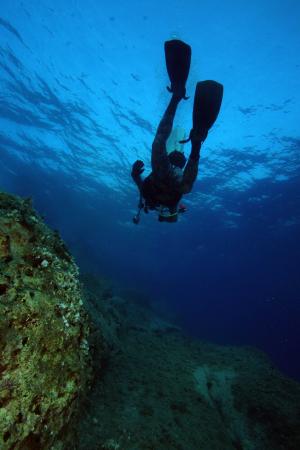 Thrace, Greece | Diving at Alexandroupolis