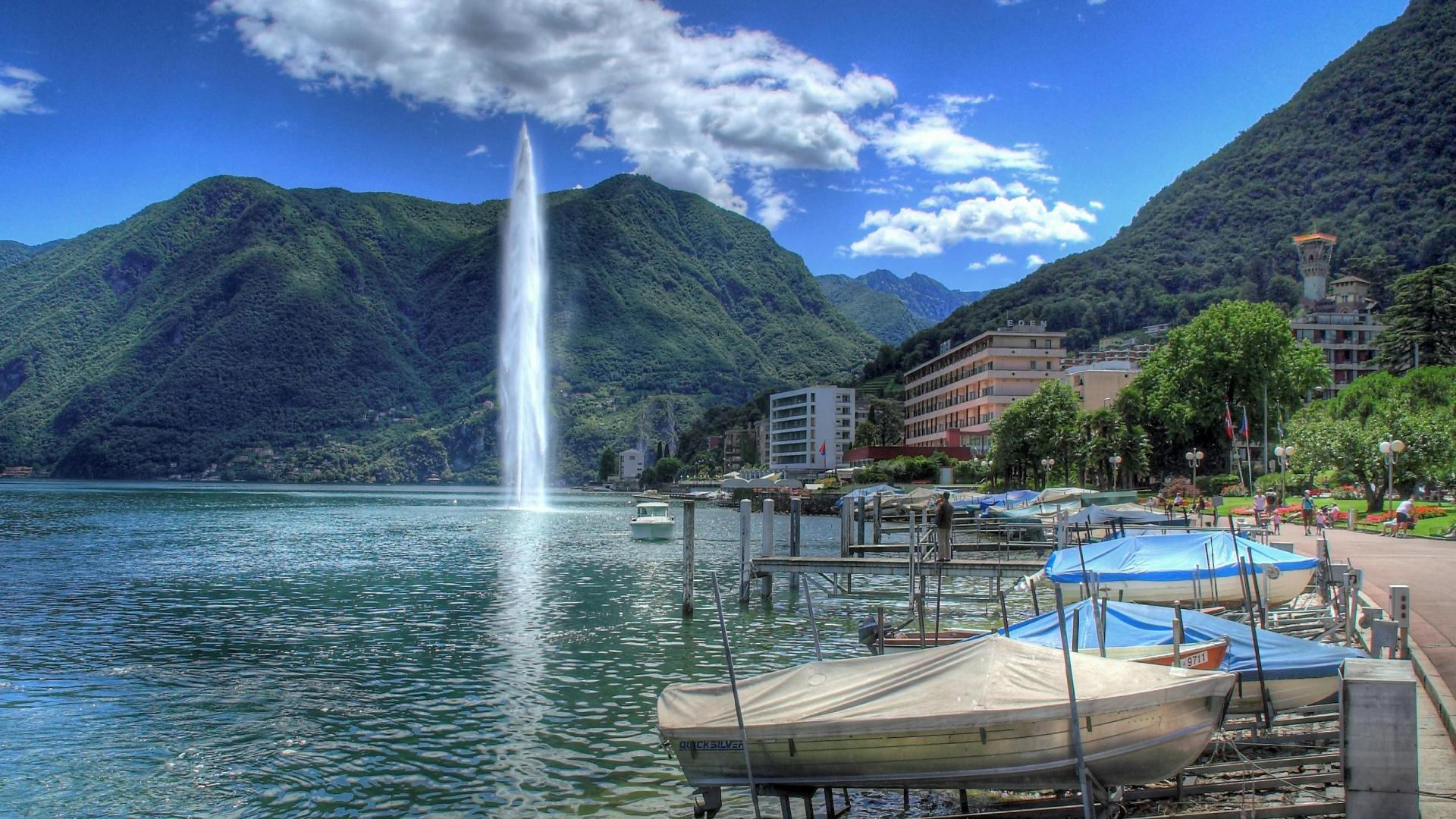 Lugano, Switzerland
