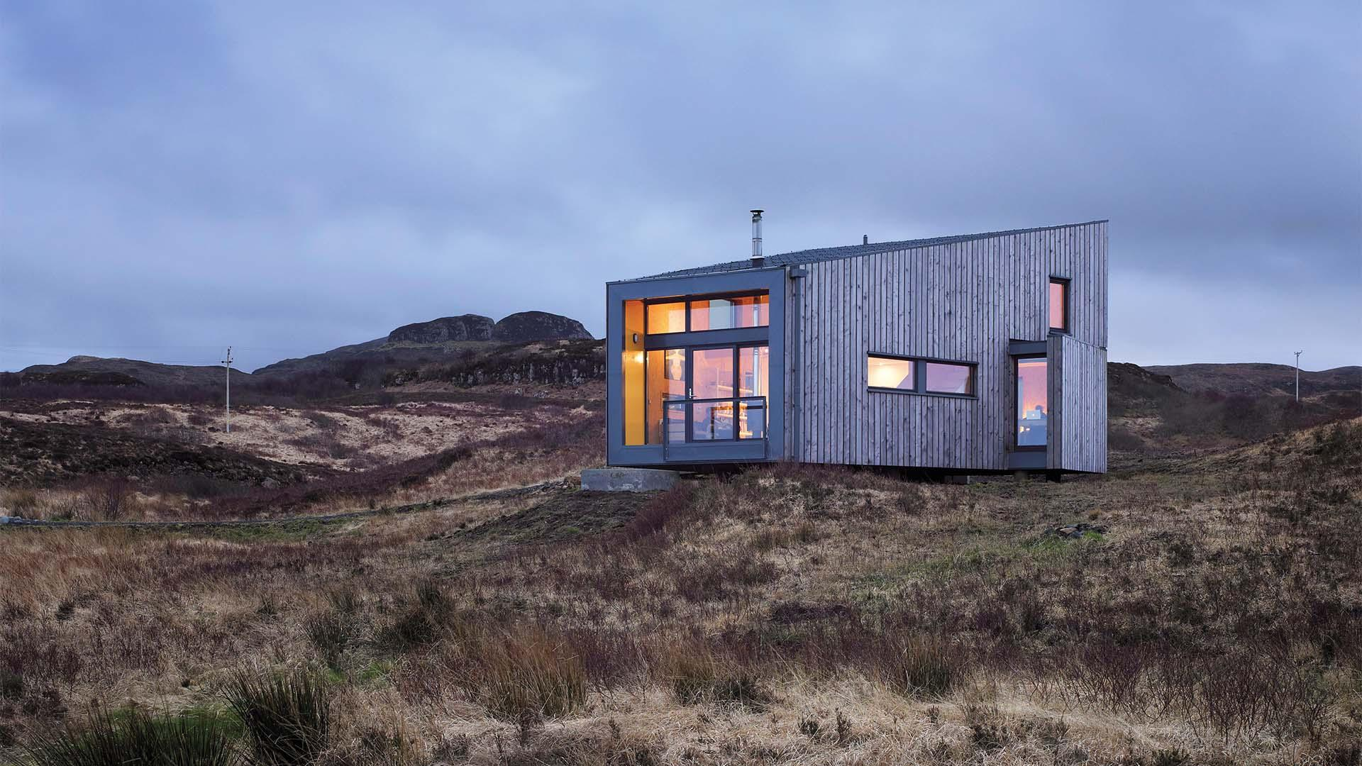 Hen House luxury escape on Scotland's Isle of Skye