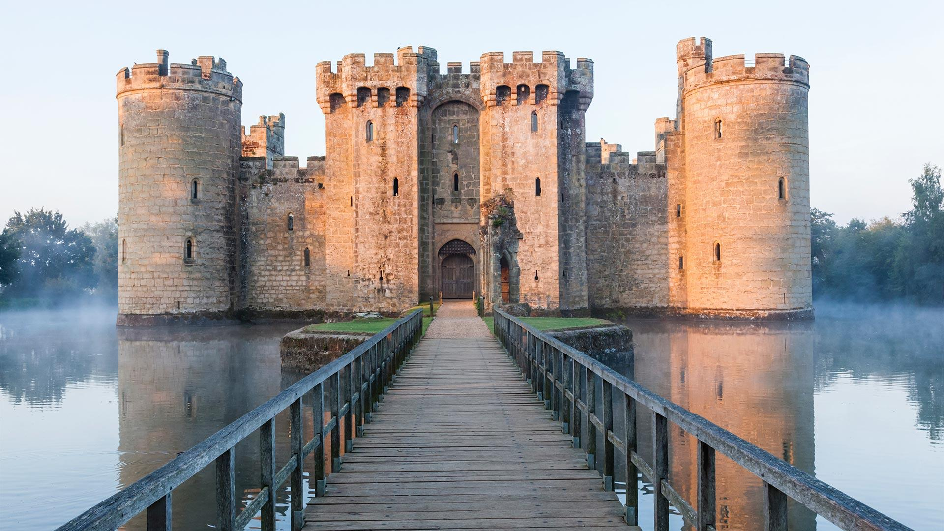 Bodiam Castle, Kent