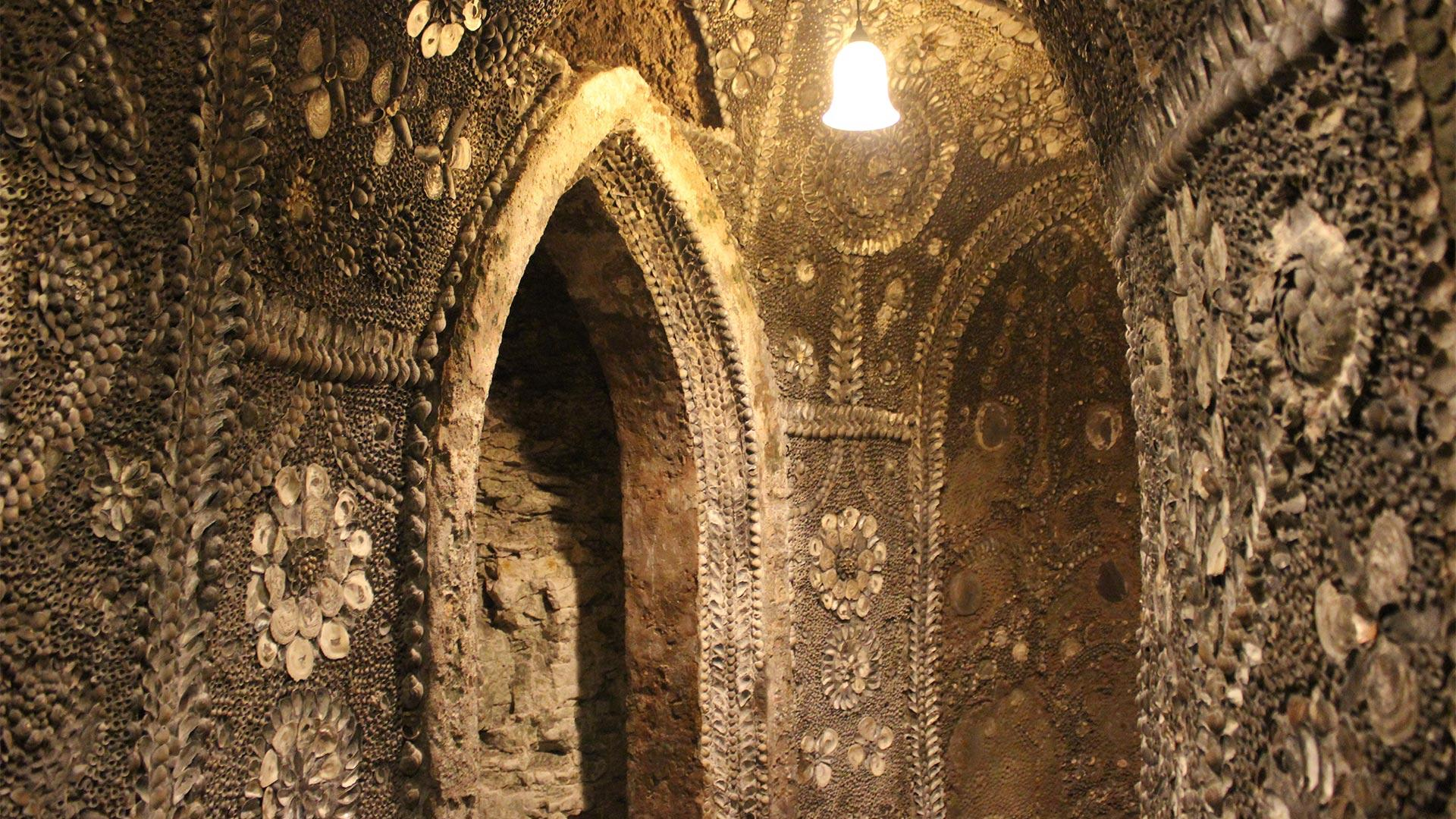 Margate's mysterious Shell Grotto