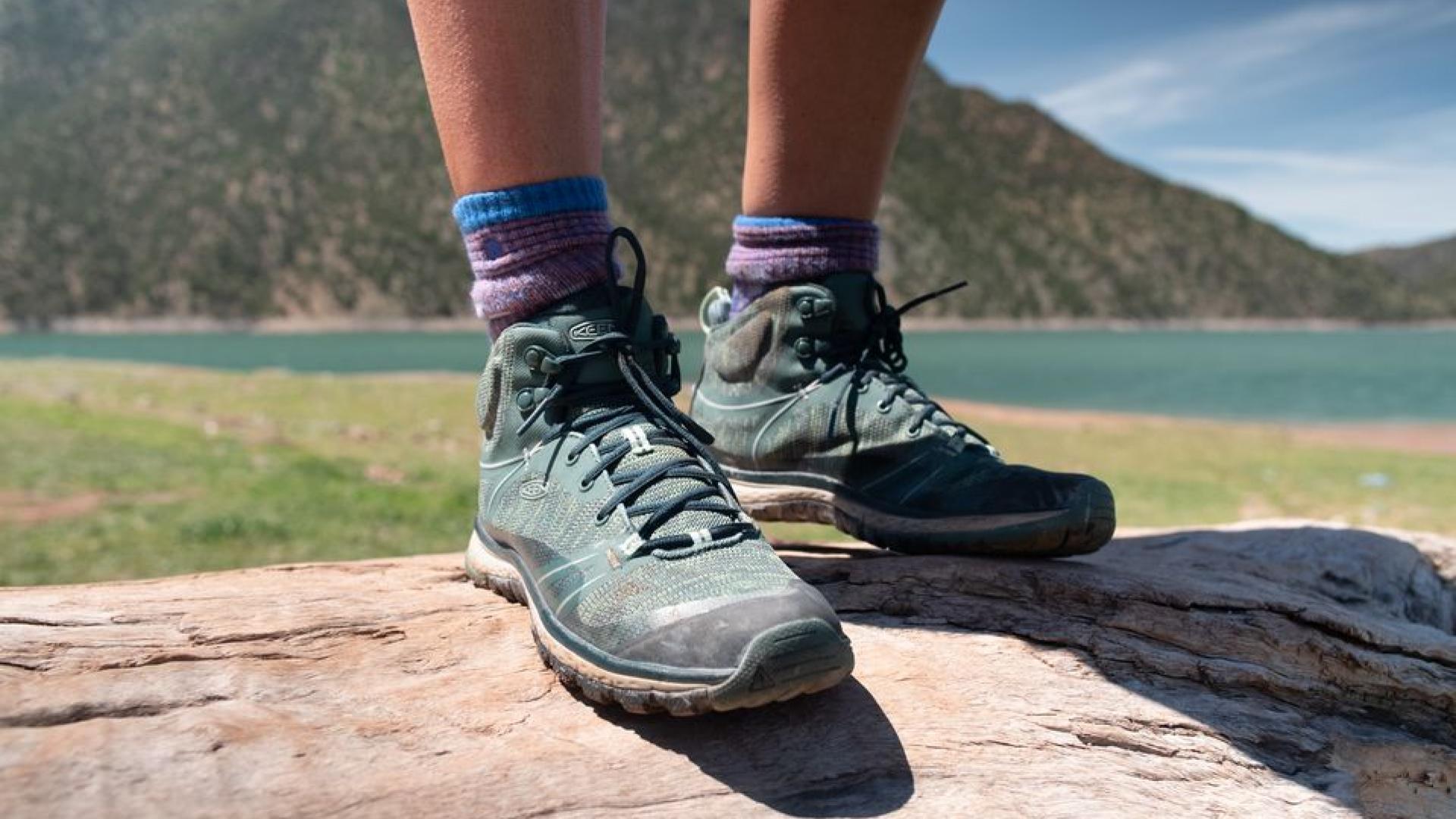 KEEN Terradora Ethos hiking boots