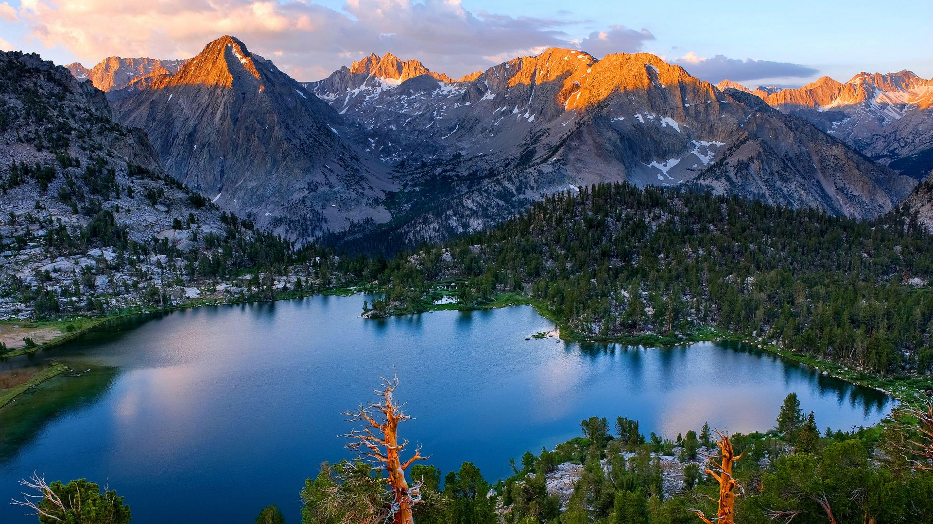 Kings Canyon National Park in California, USA