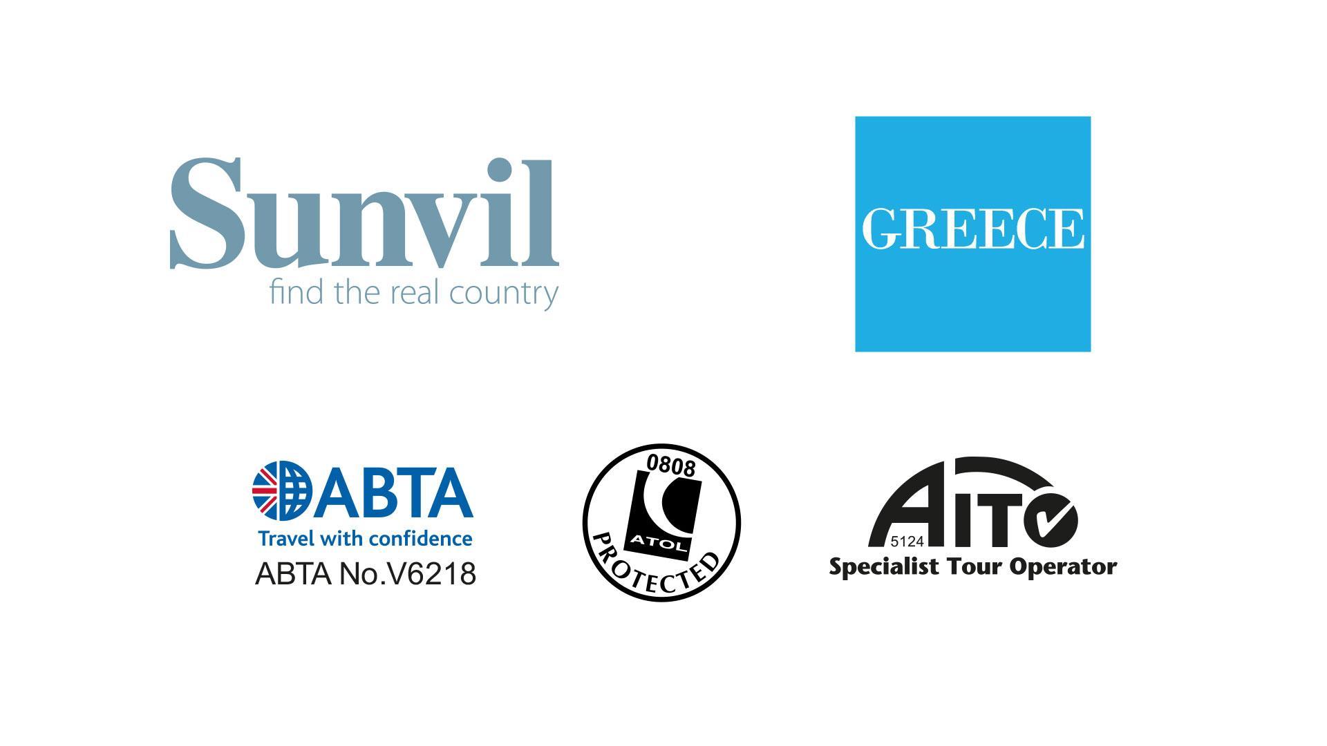 Sunvil logos