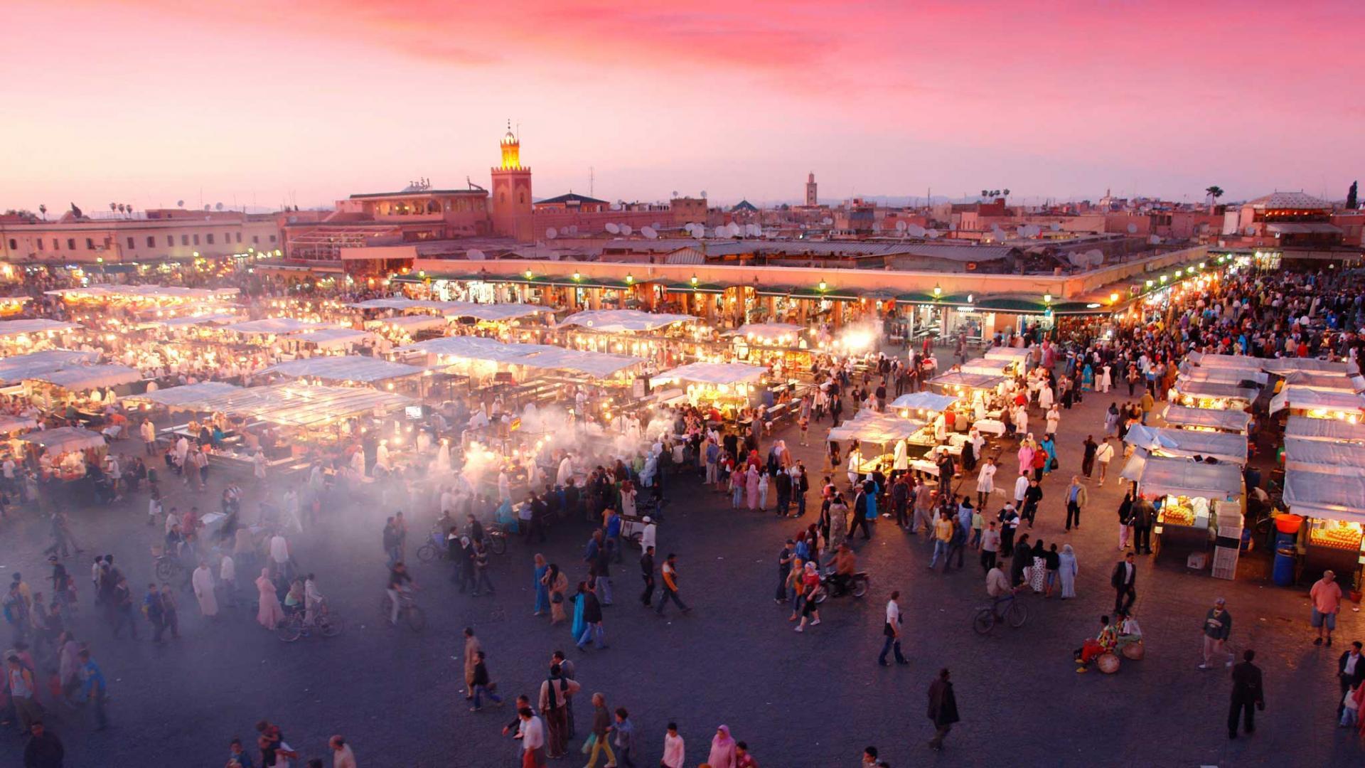 Best city breaks: Marrakech riad, Morocco