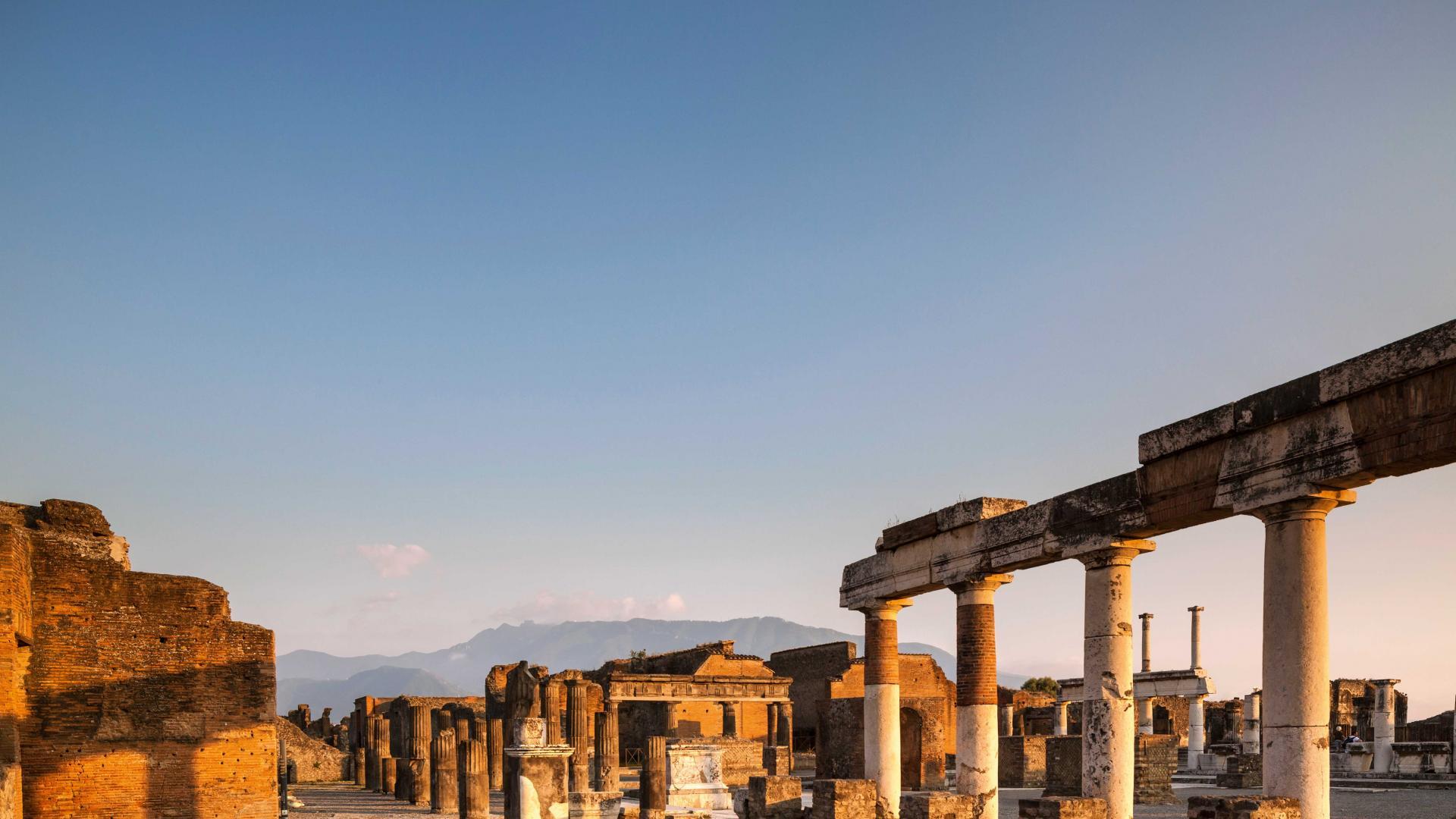 Naples, Italy | Pompeii
