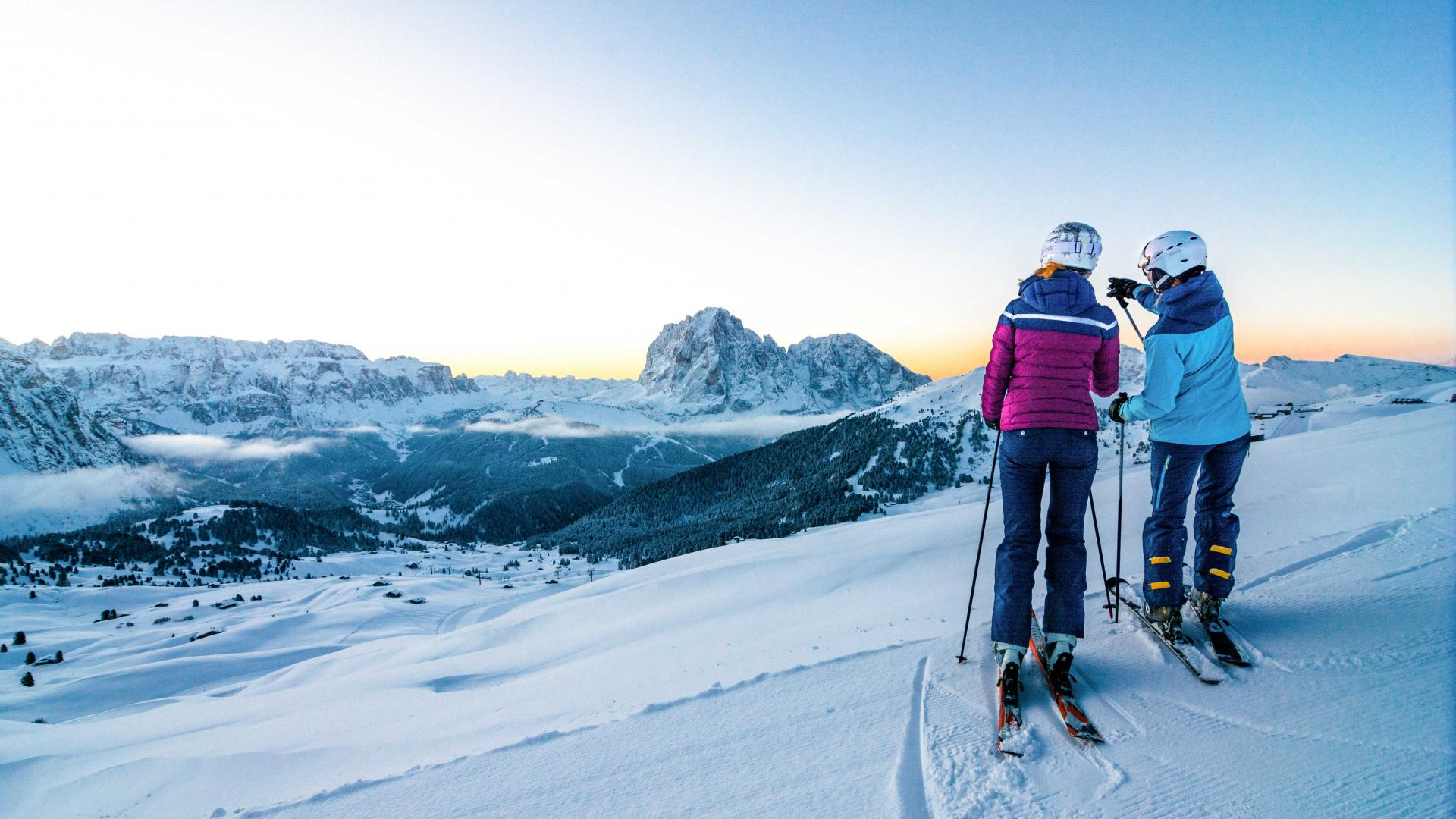 Best ski and snowboard holidays: Dolomites