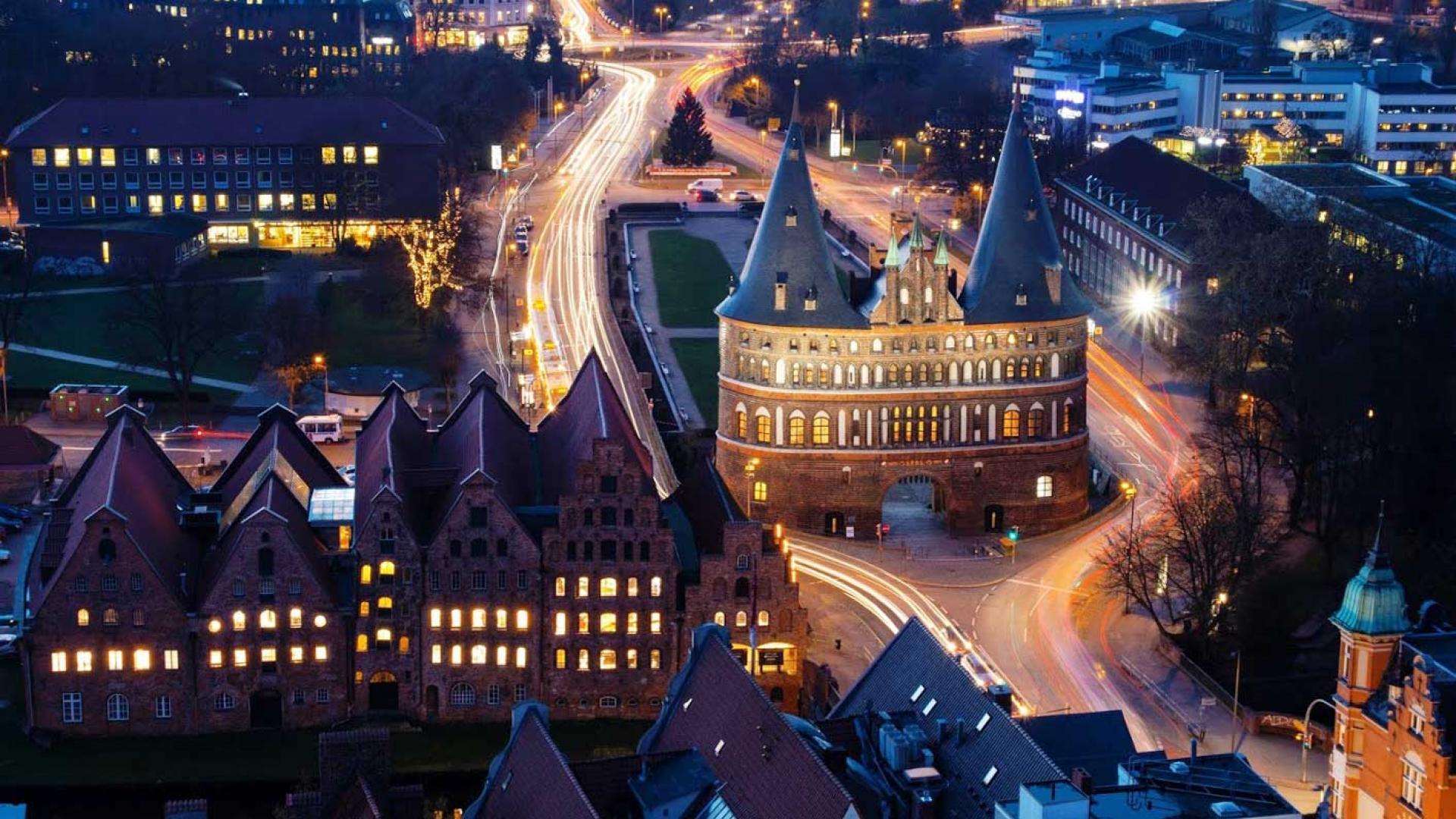 Best Christmas Markets: Hansestadt, Lubeck, Germany