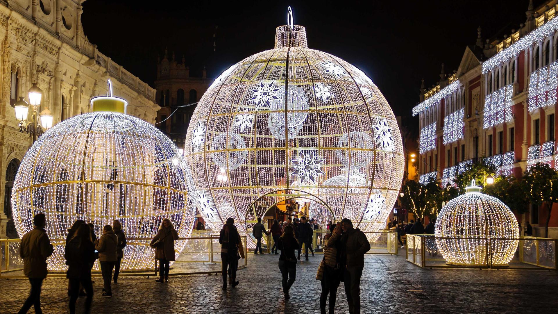 Best Christmas Markets: Seville, Spain