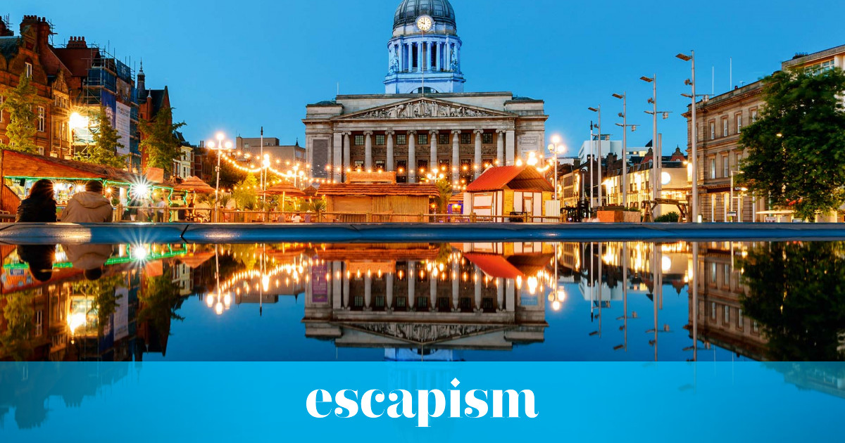 City Guide: Nottingham, UK