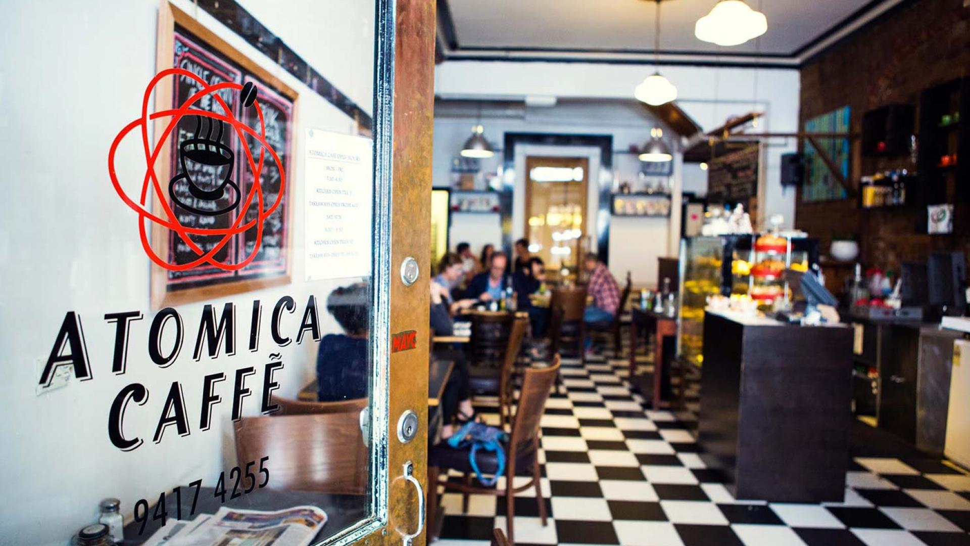 Atomica caffe melbourne