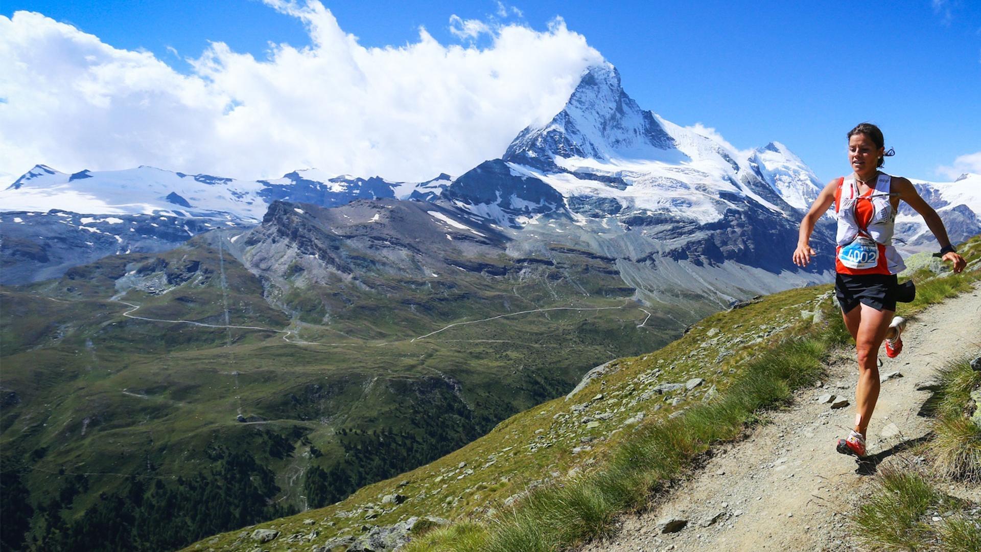 Running the Matterhorn ultra run