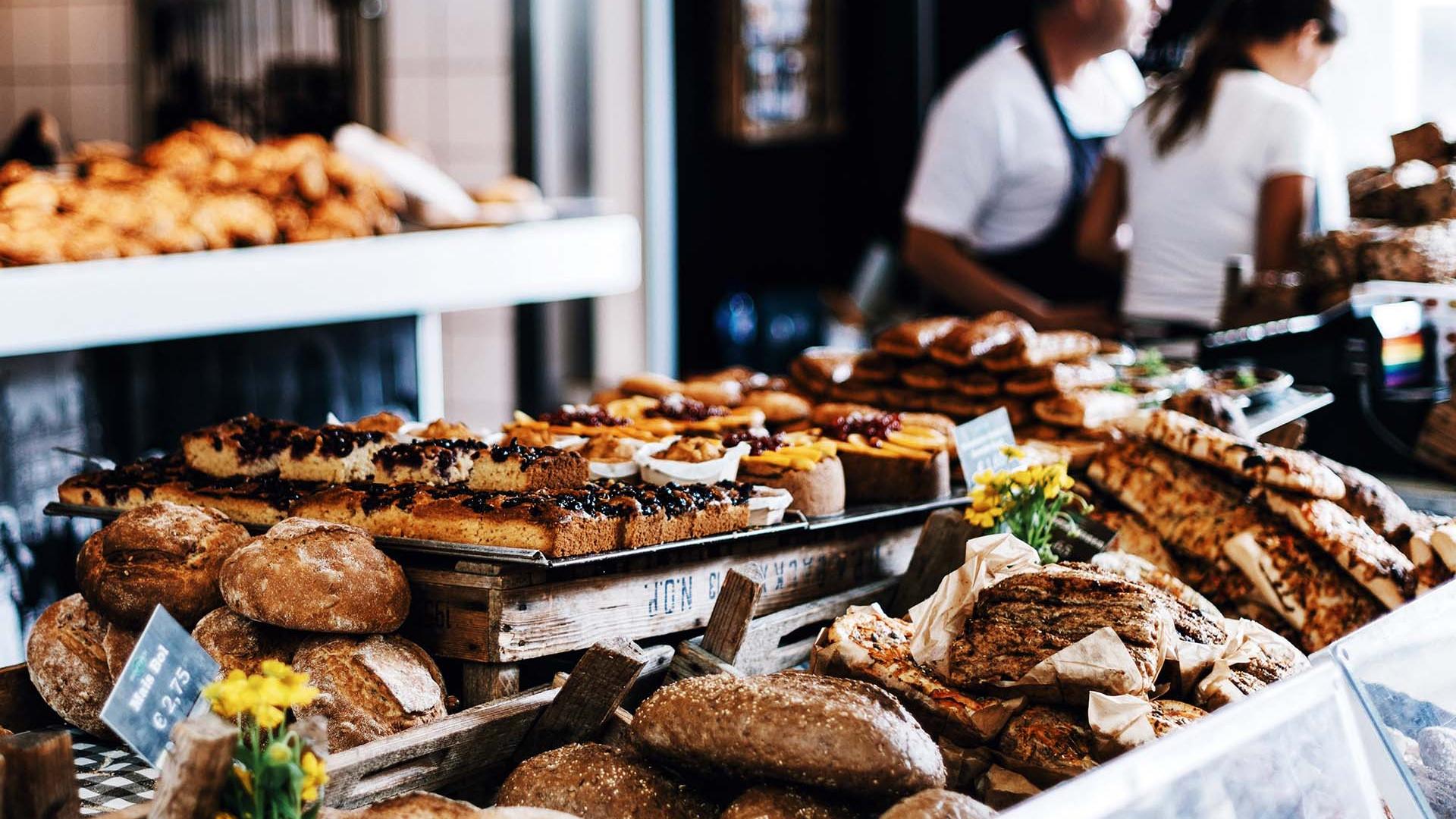 Gluten free bakery in Paris
