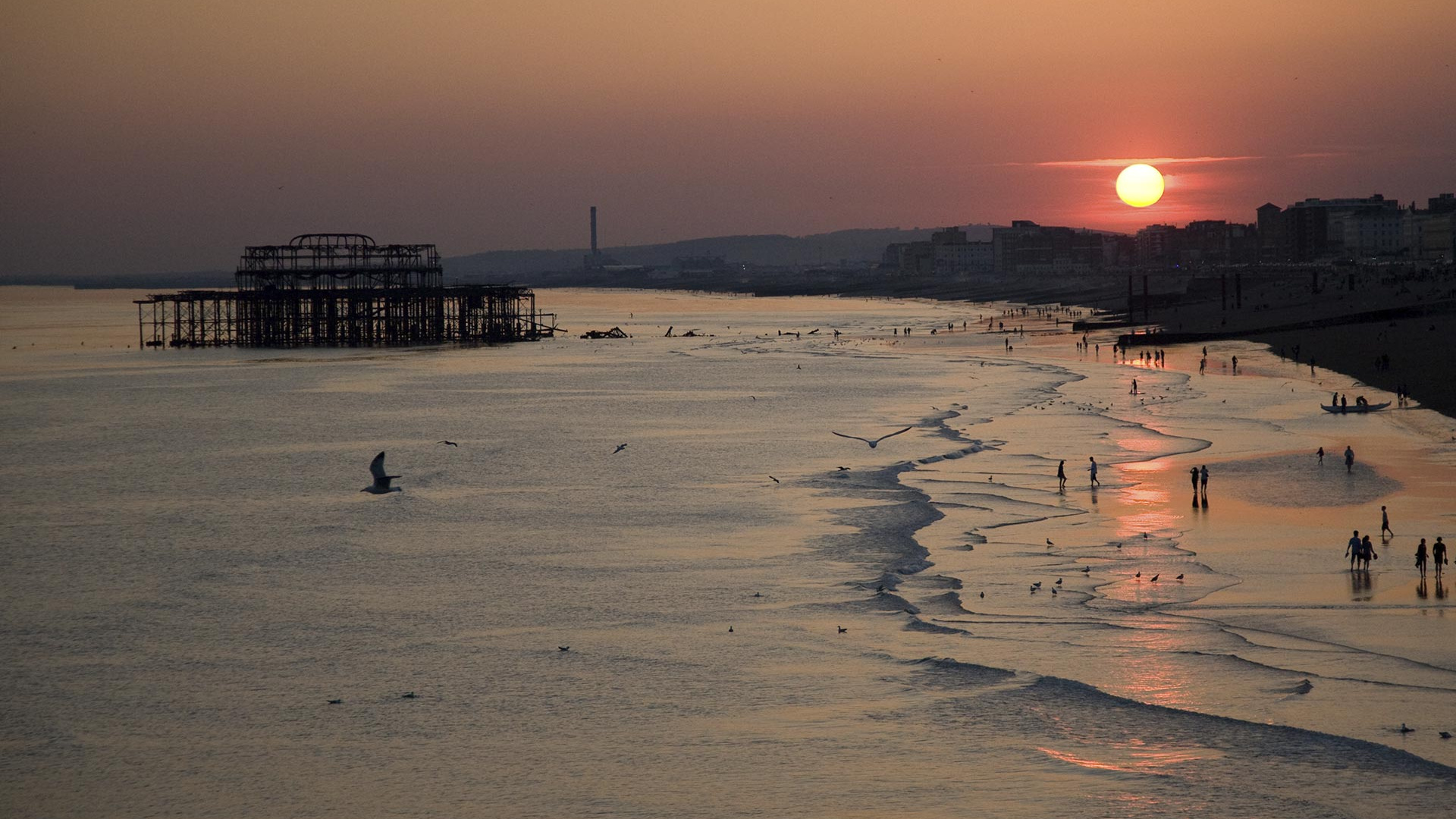 Brighton Pier (credit: VisitEngland/Andrew Marshall)