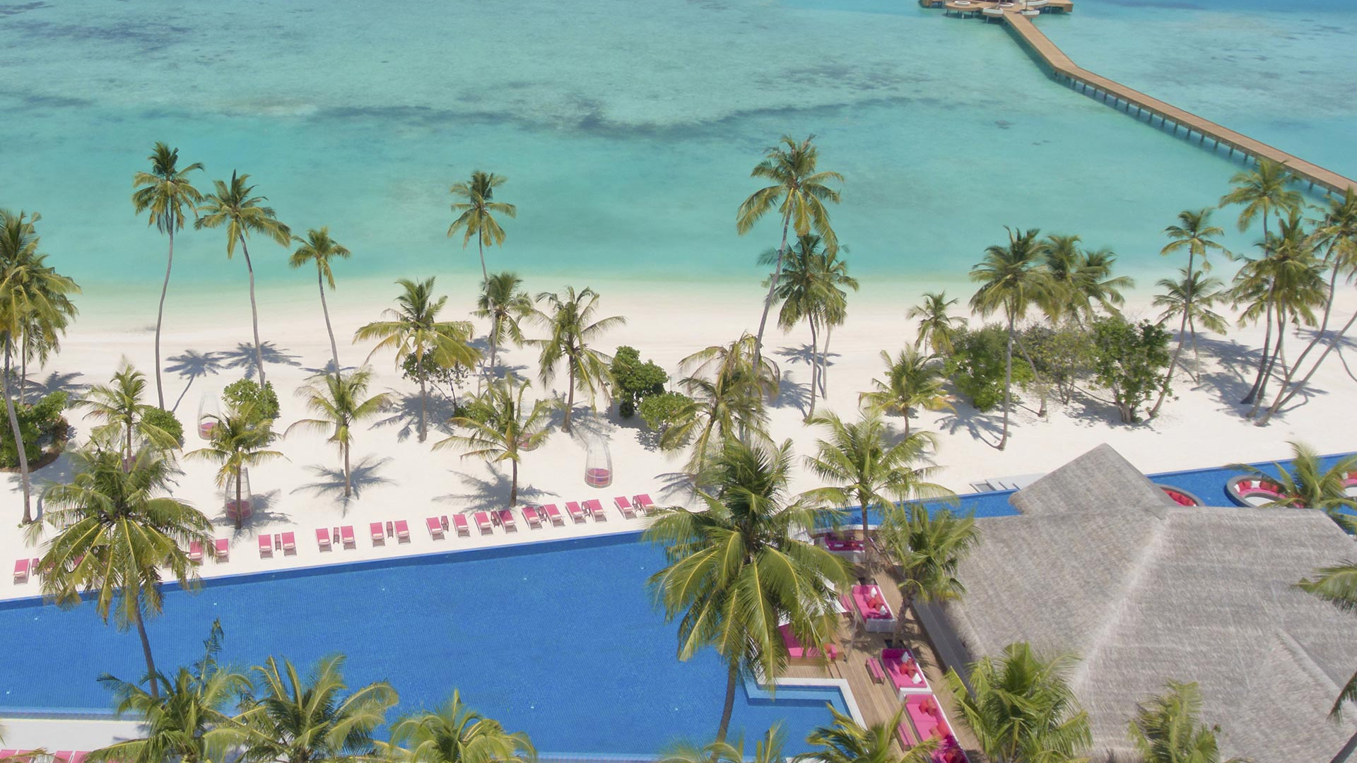 Staying at Kandima Maldives 2017