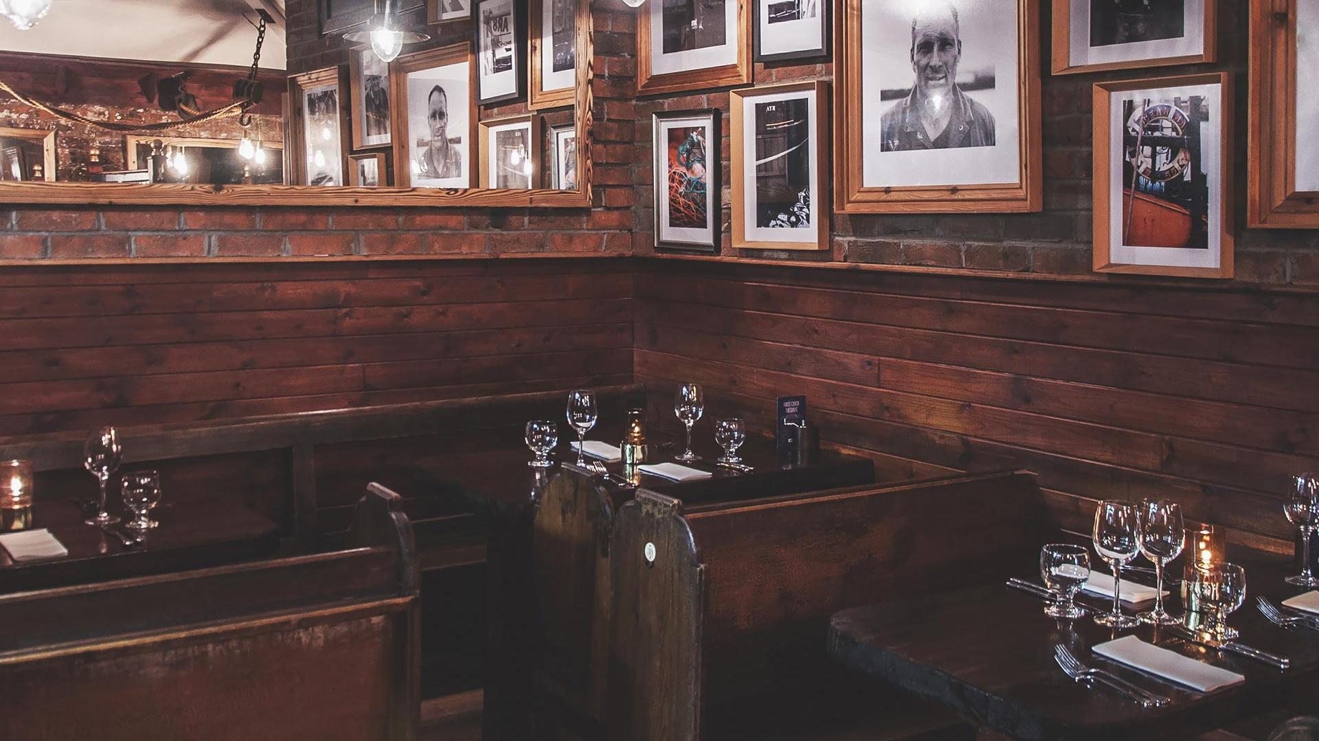 The Finnieston bar Glasgow