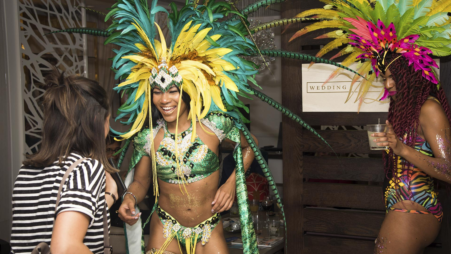 Escapism & Sandals: A Taste of the Caribbean Party
