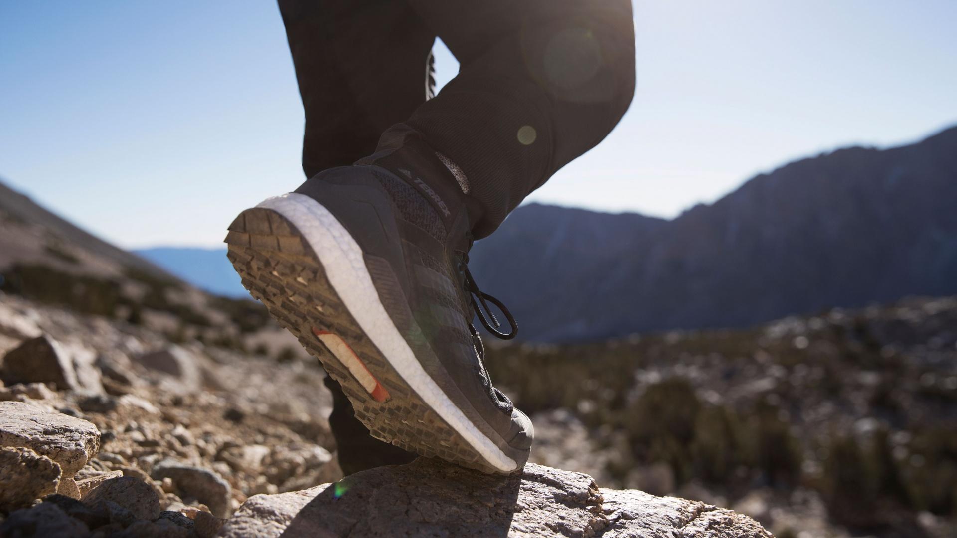 Adidas BootGear Magazine Free ReviewEscapism Hiker QCBWexrdo