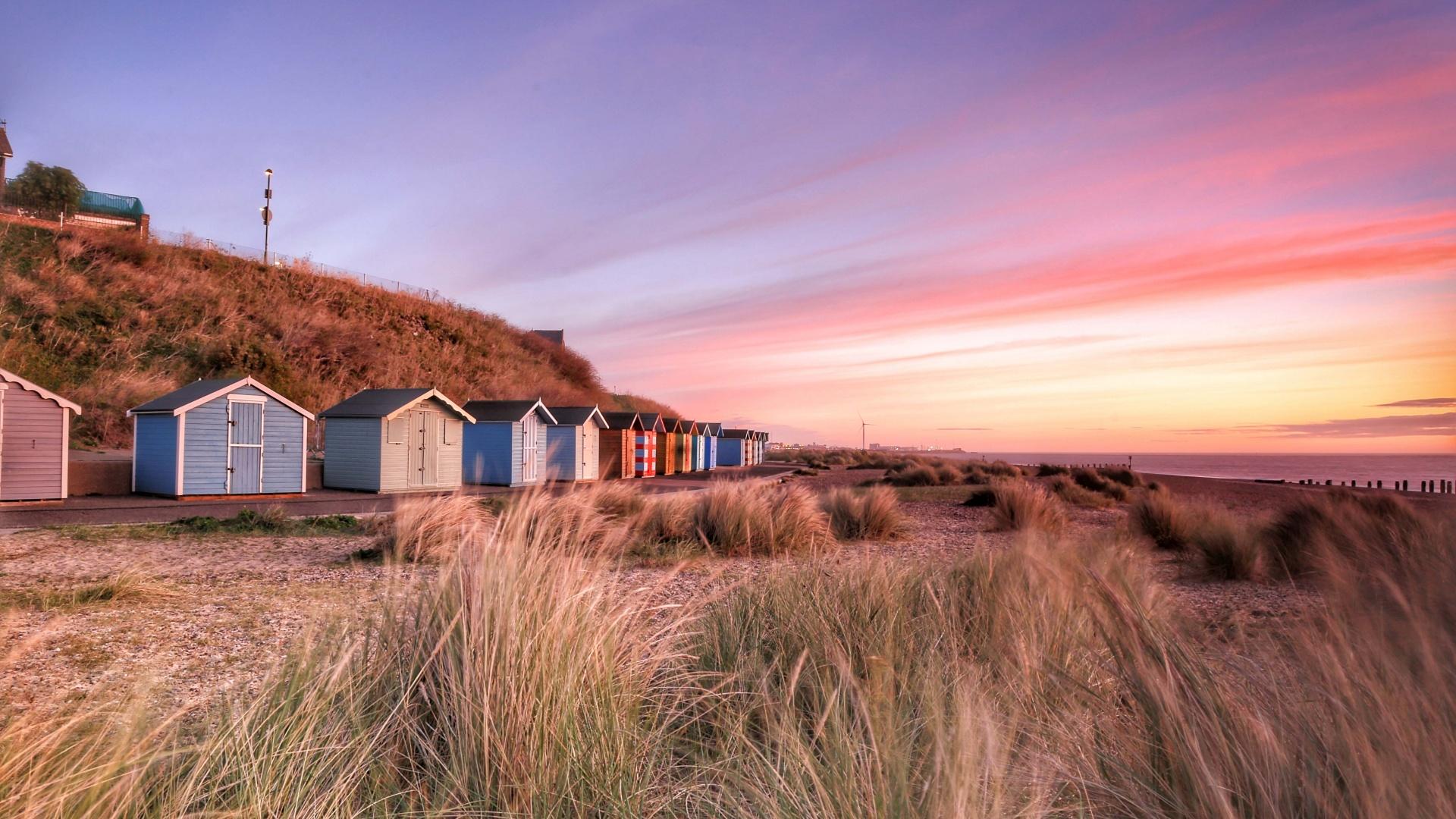 Suffolk: Lowestoft Sunrise