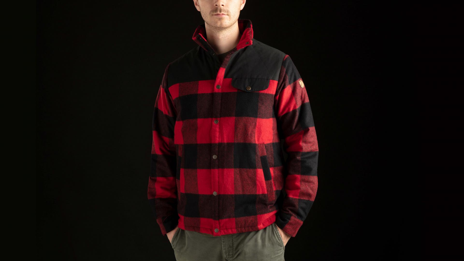 Fjallraven Canada Wool padded jacket