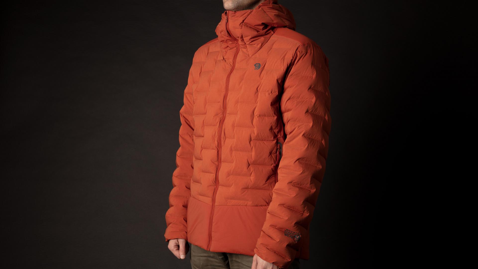 Mountain Hardwear Super/DS Climb Jacket