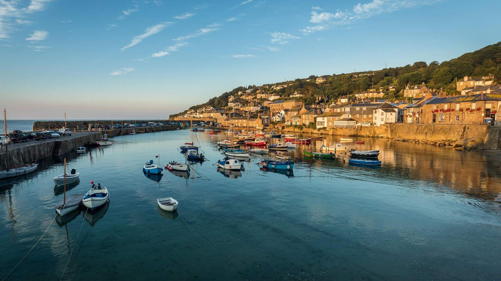 Mousehole, Cornwall: seaside cottages to rent