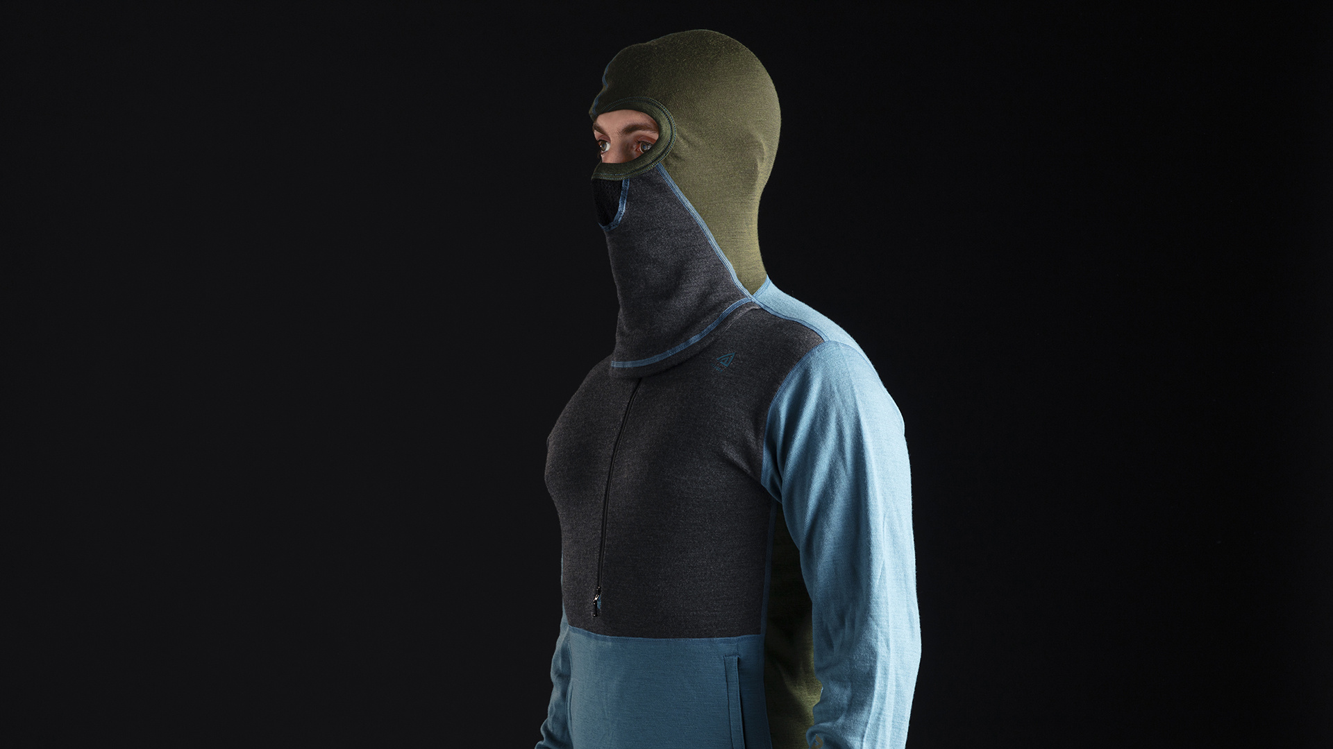 Aclima WarmWool Hooded Sweater