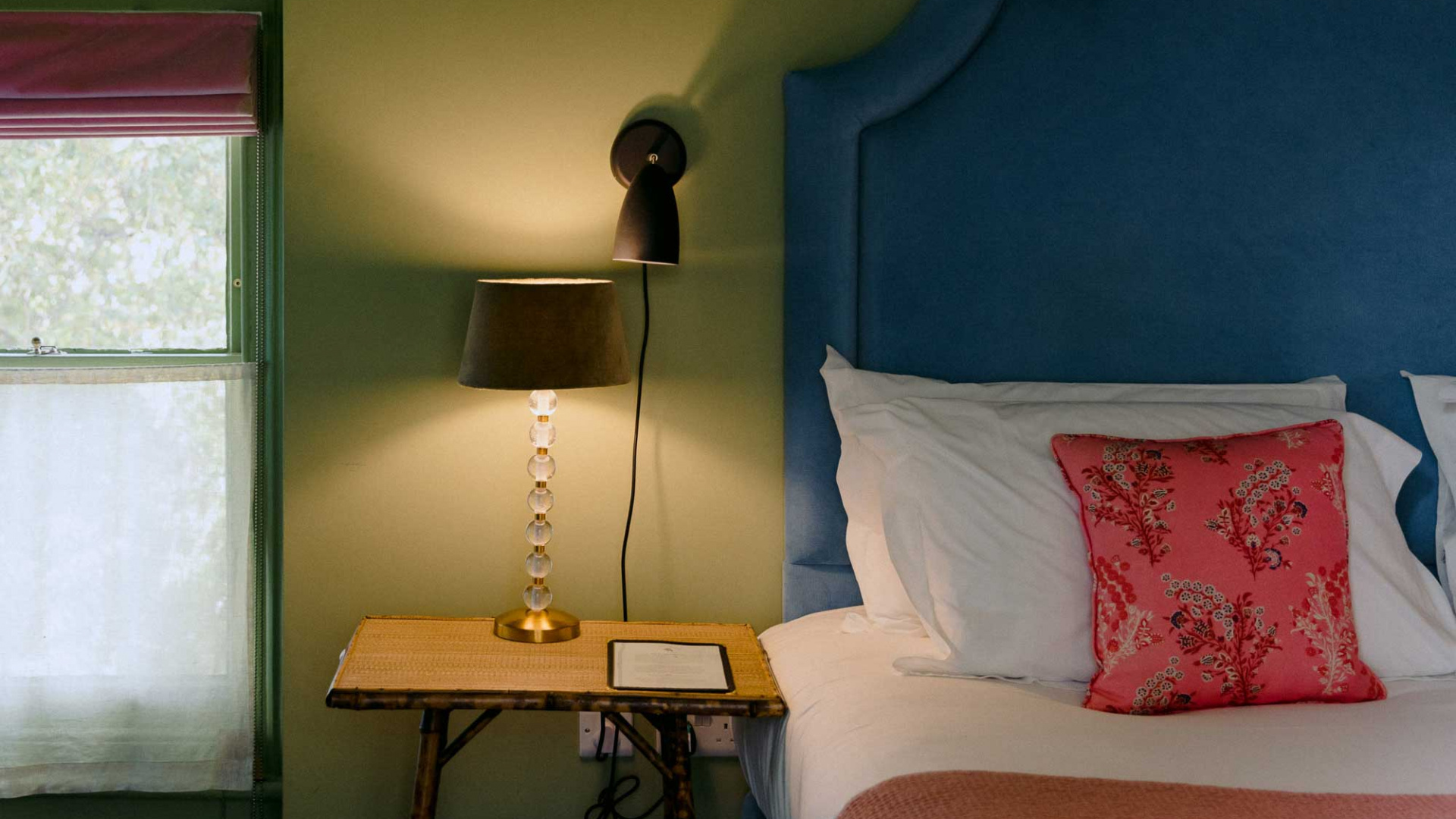 The Rose Deal hotel review: one of the rooms