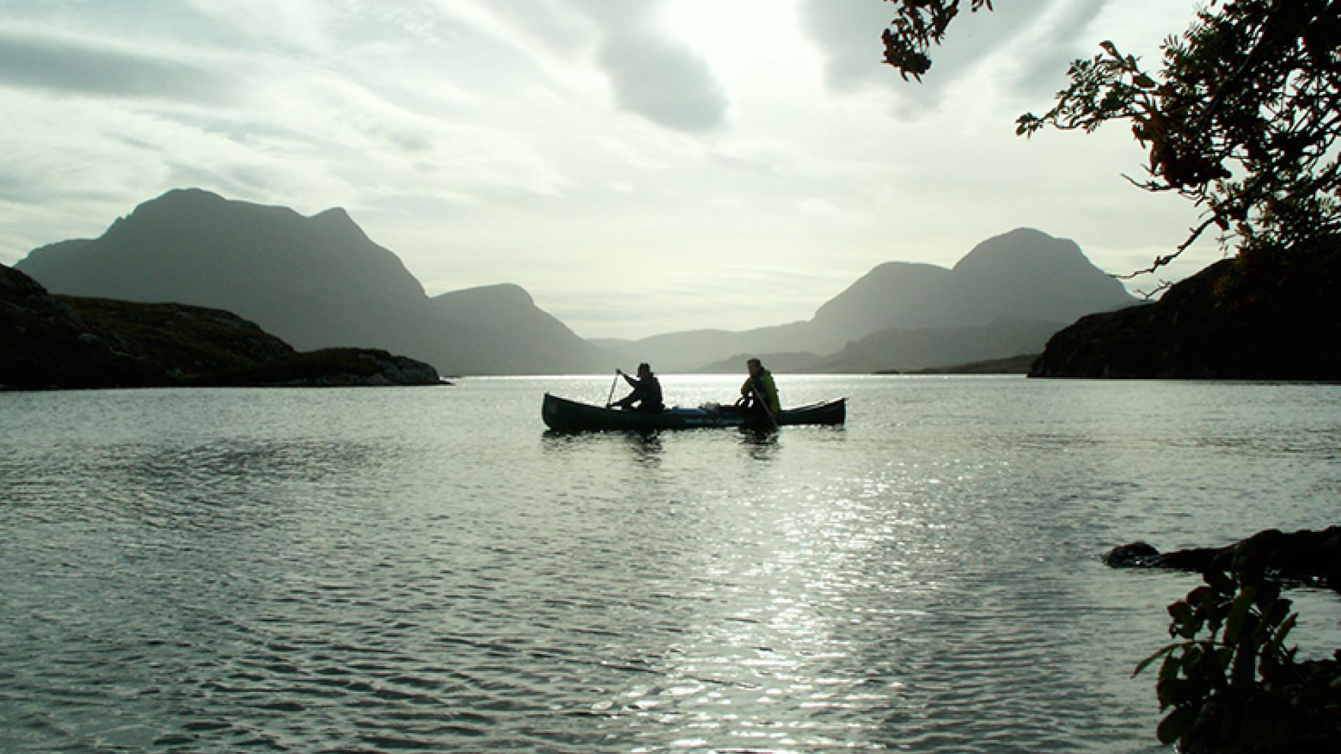 Canoeing-Scotland