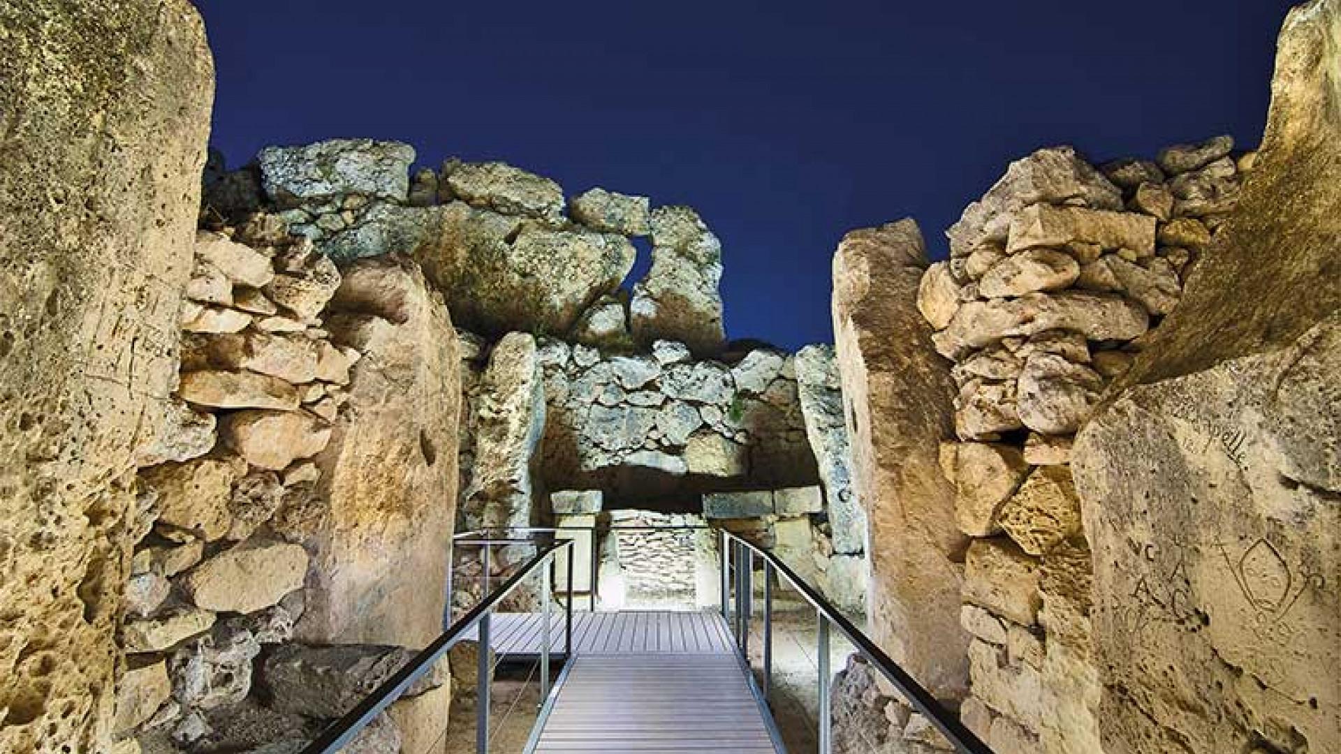 Ggantija-Temples