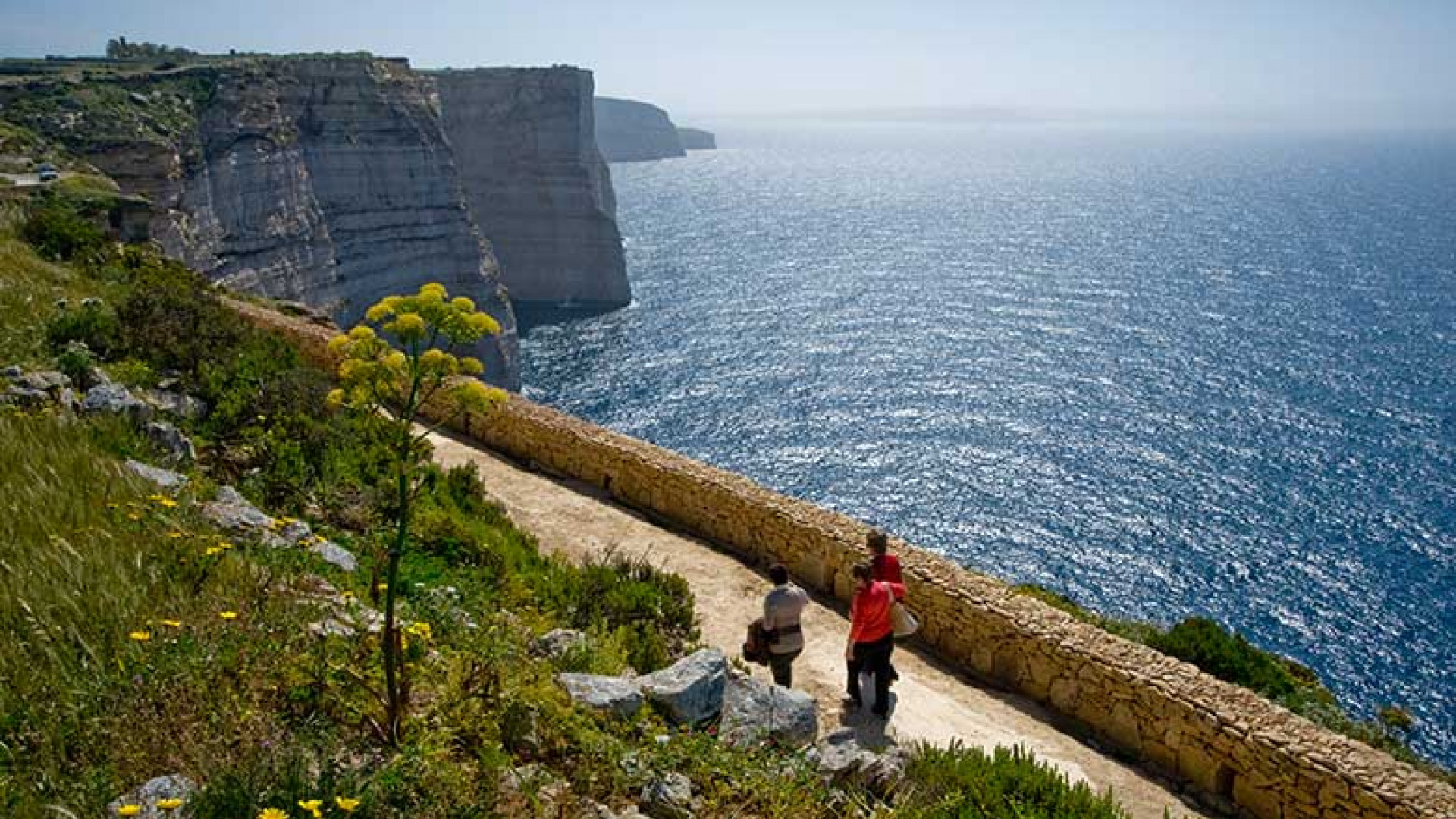 Walking-in-Gozo