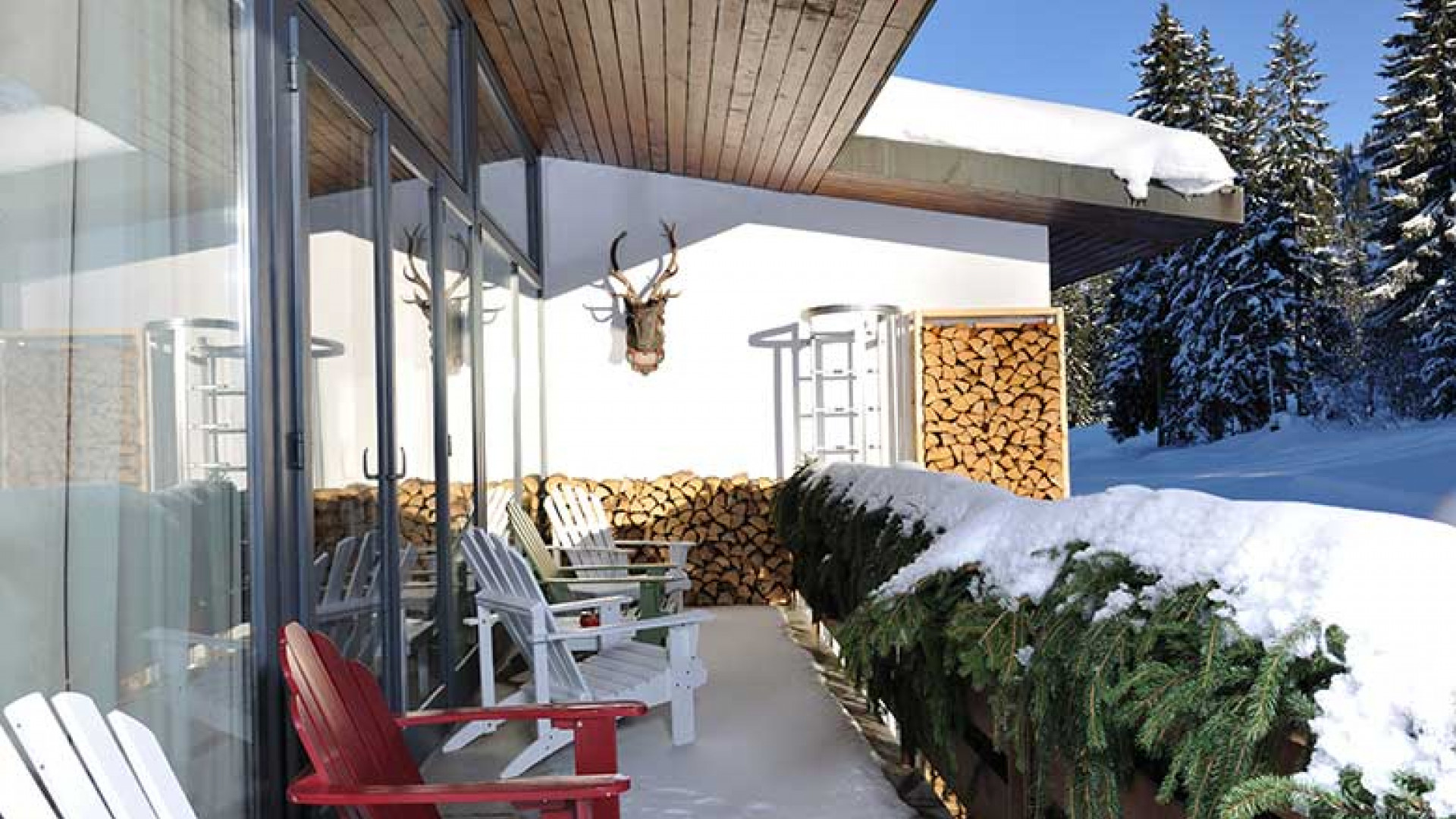 Saanewald-Lodge