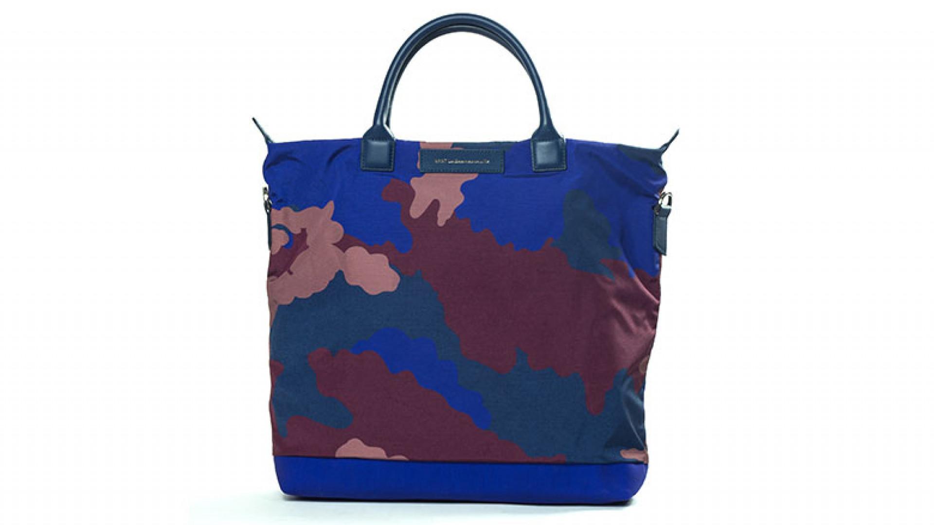 WANT-Baltic-Blue-Camo-O'Hare-Organic-Shopper-Tote-1