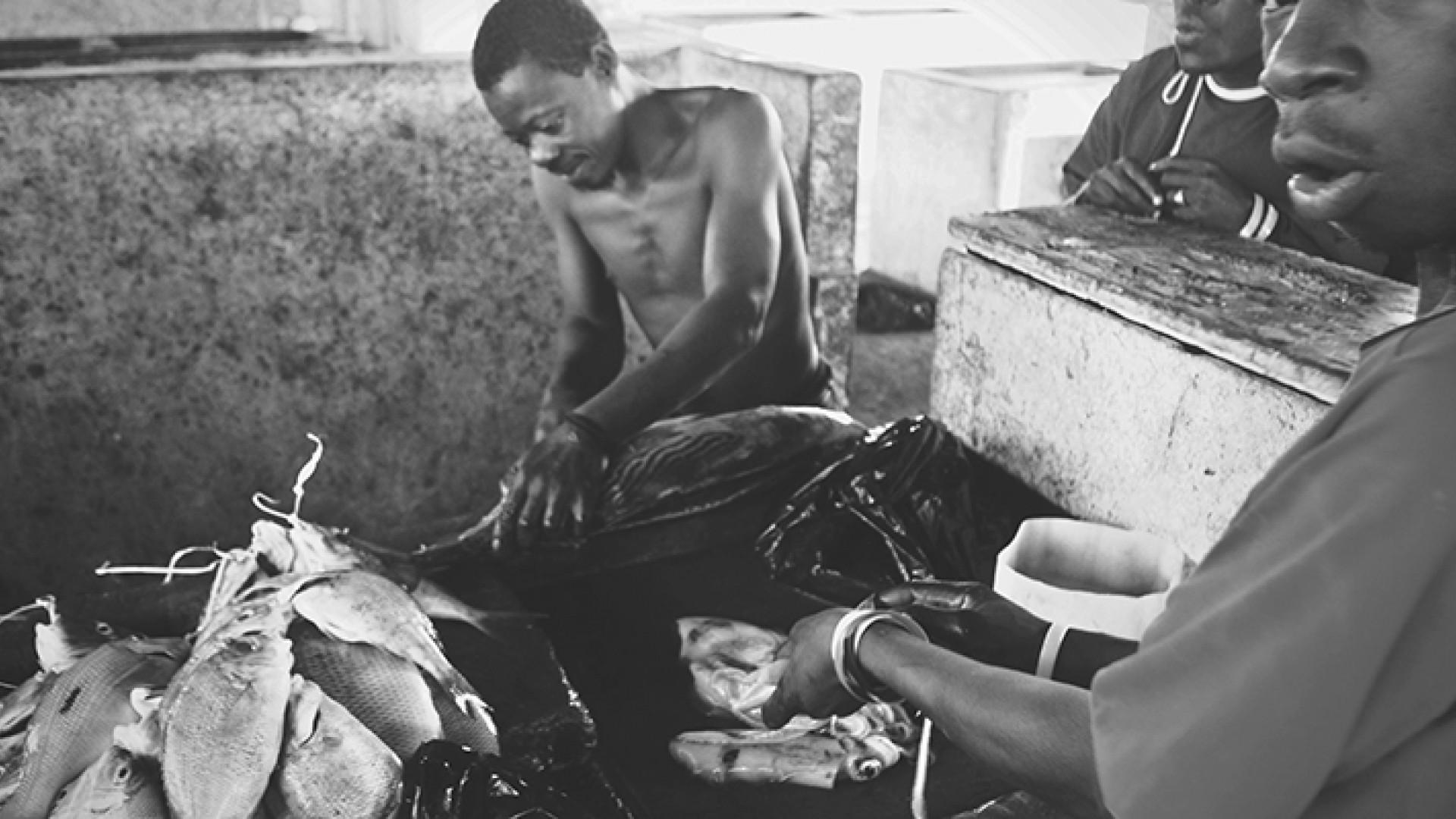 Fish-Market---Tanzania