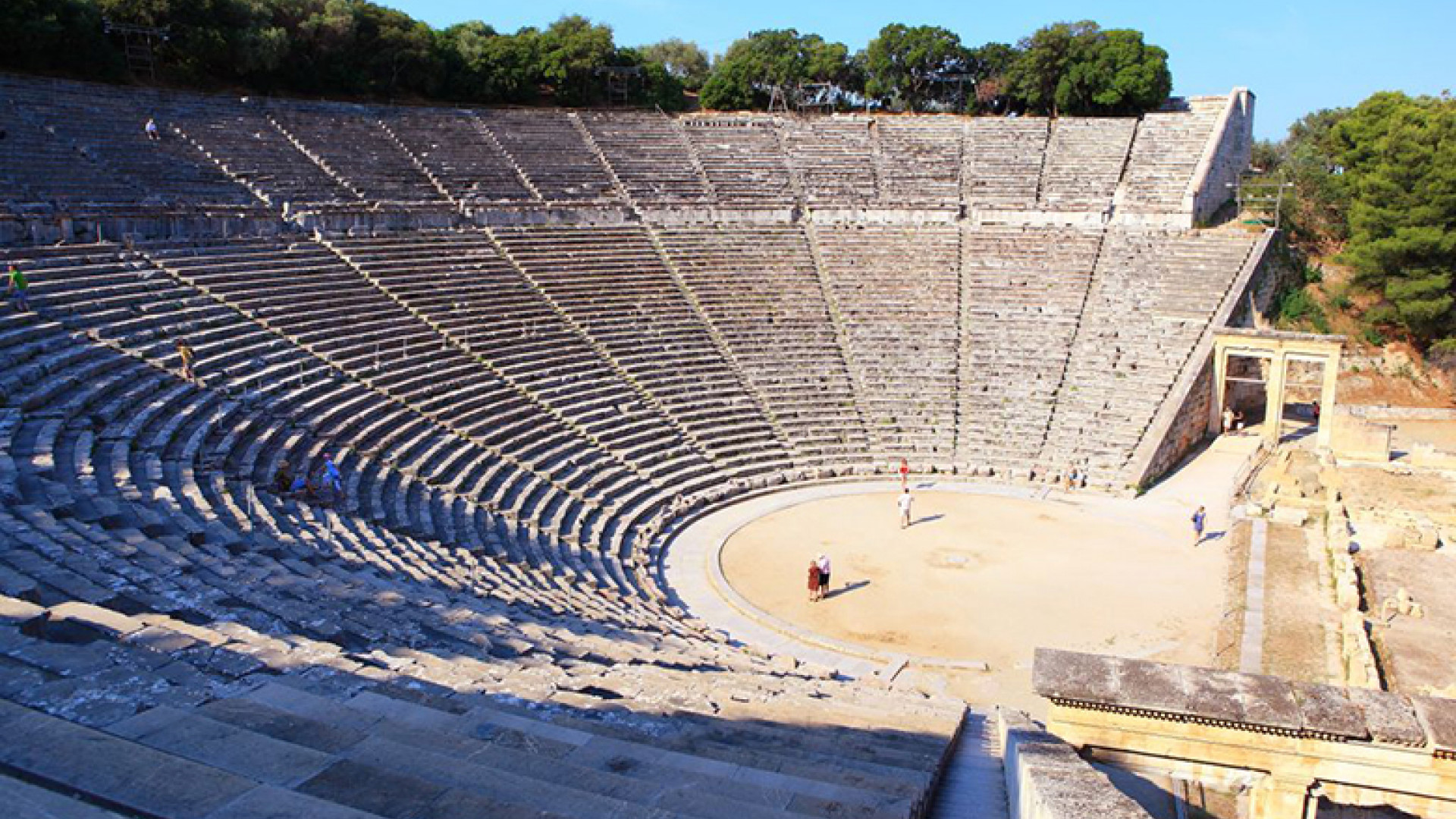 Epidaurus-ancient-theatre