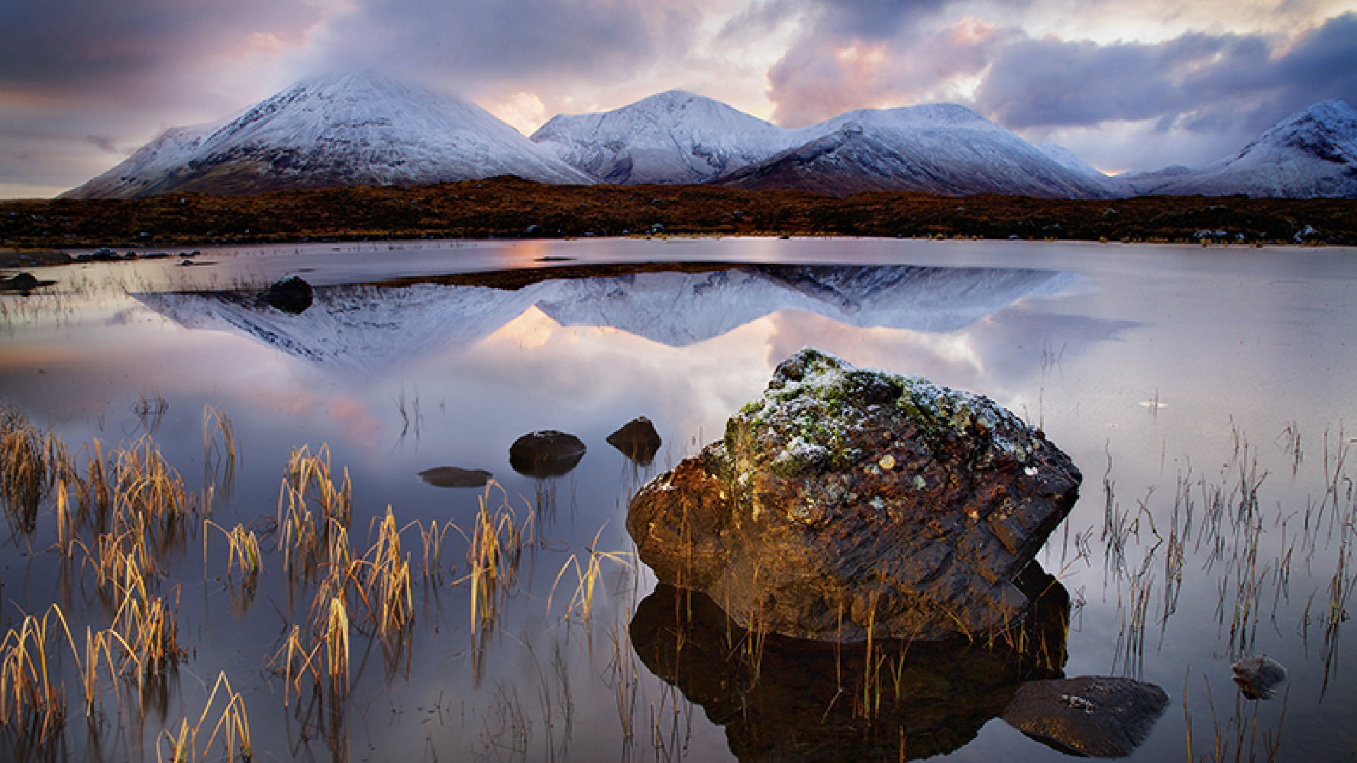Alaistair-Swan,-The-Red-Cuillin,-Commended,-Classic-View,2012