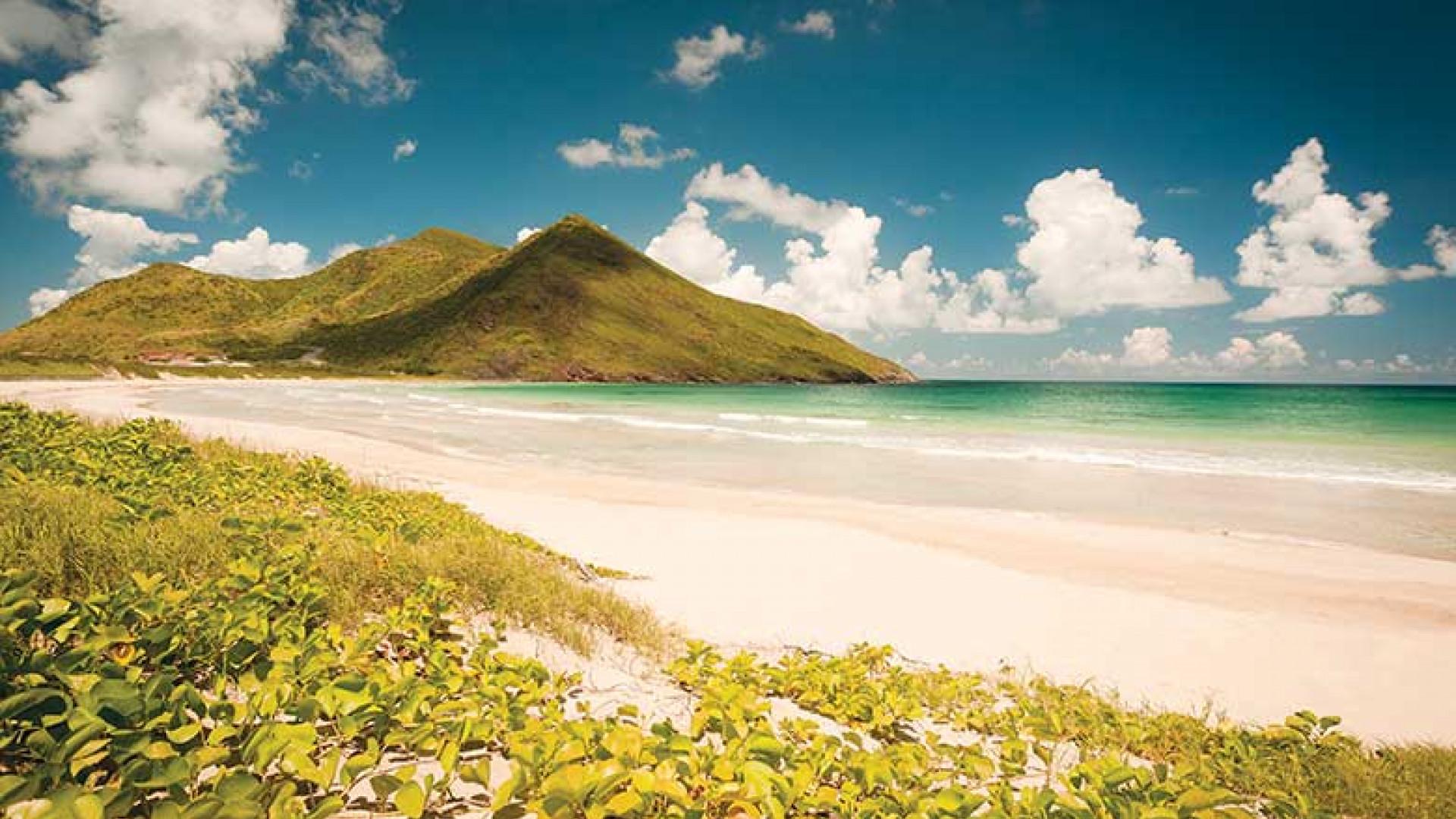 Sand Bank Bay Beach