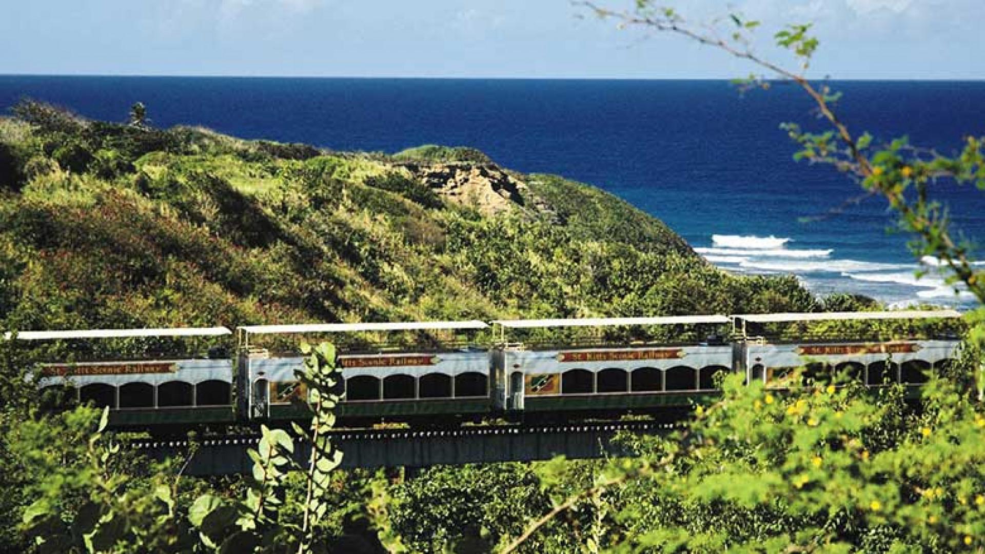 Scenic Railway St Kitts