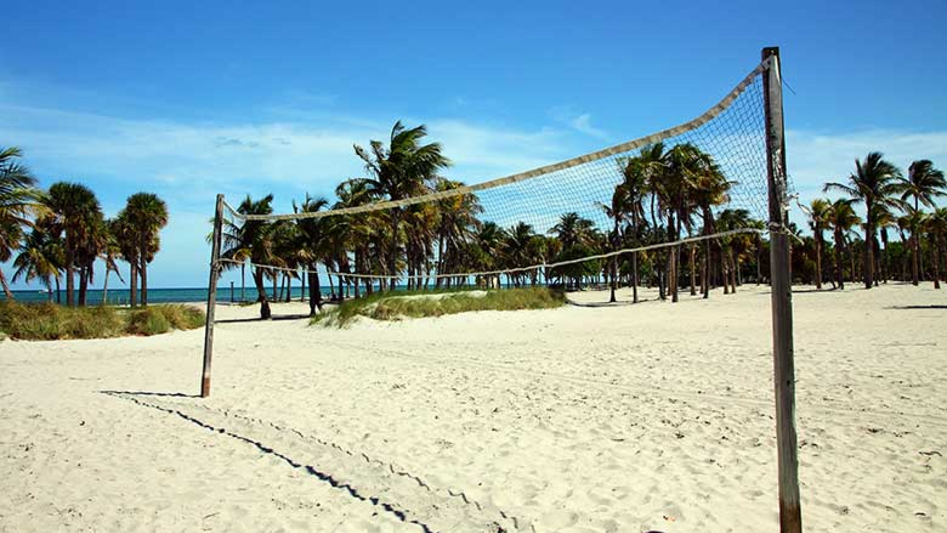 South Beach Volleyball