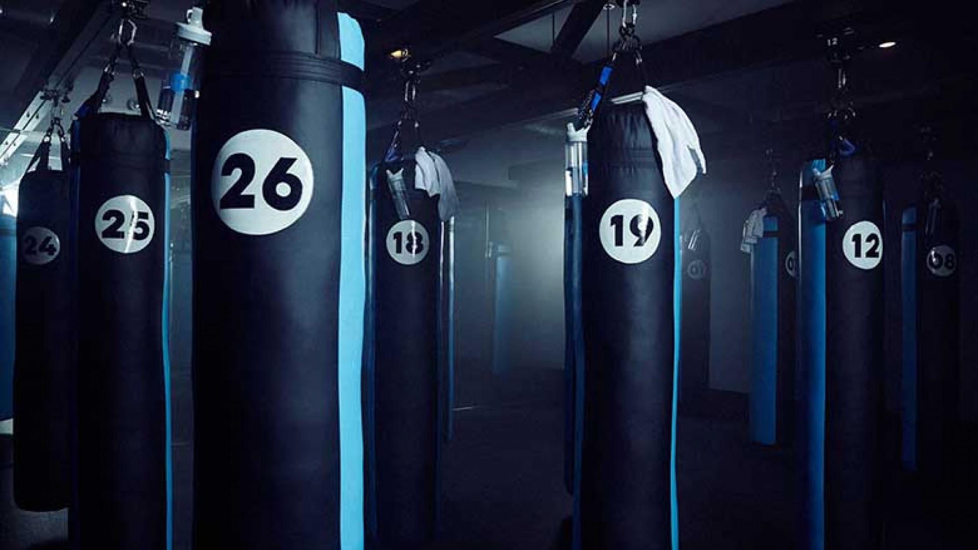 Shadowbox Boxing