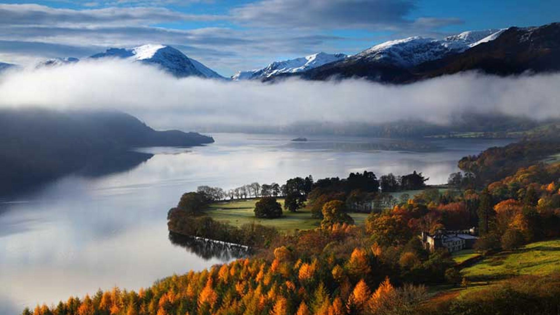 14 Amazing Landscape Pictures Of The Uk Escapism Magazine