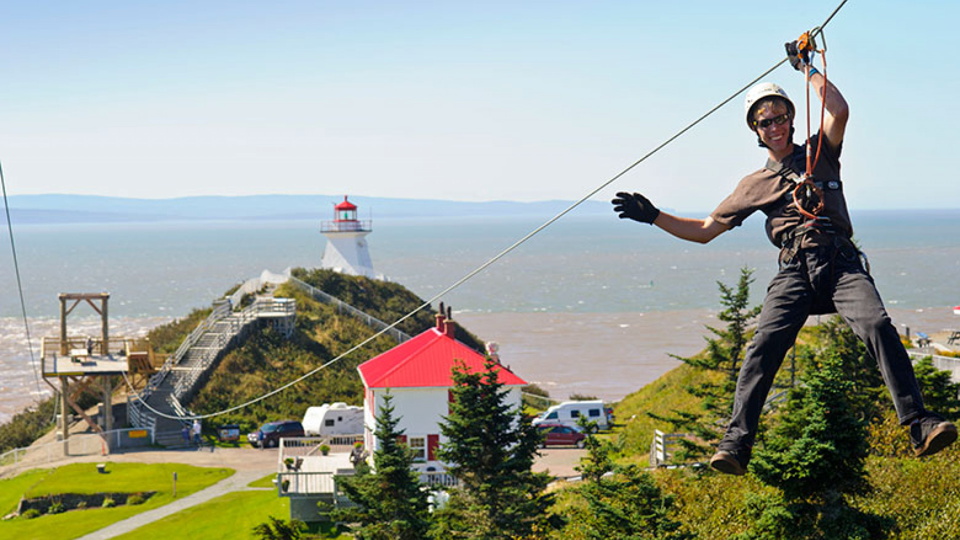 Do: Cape Enrage, New Brunswick