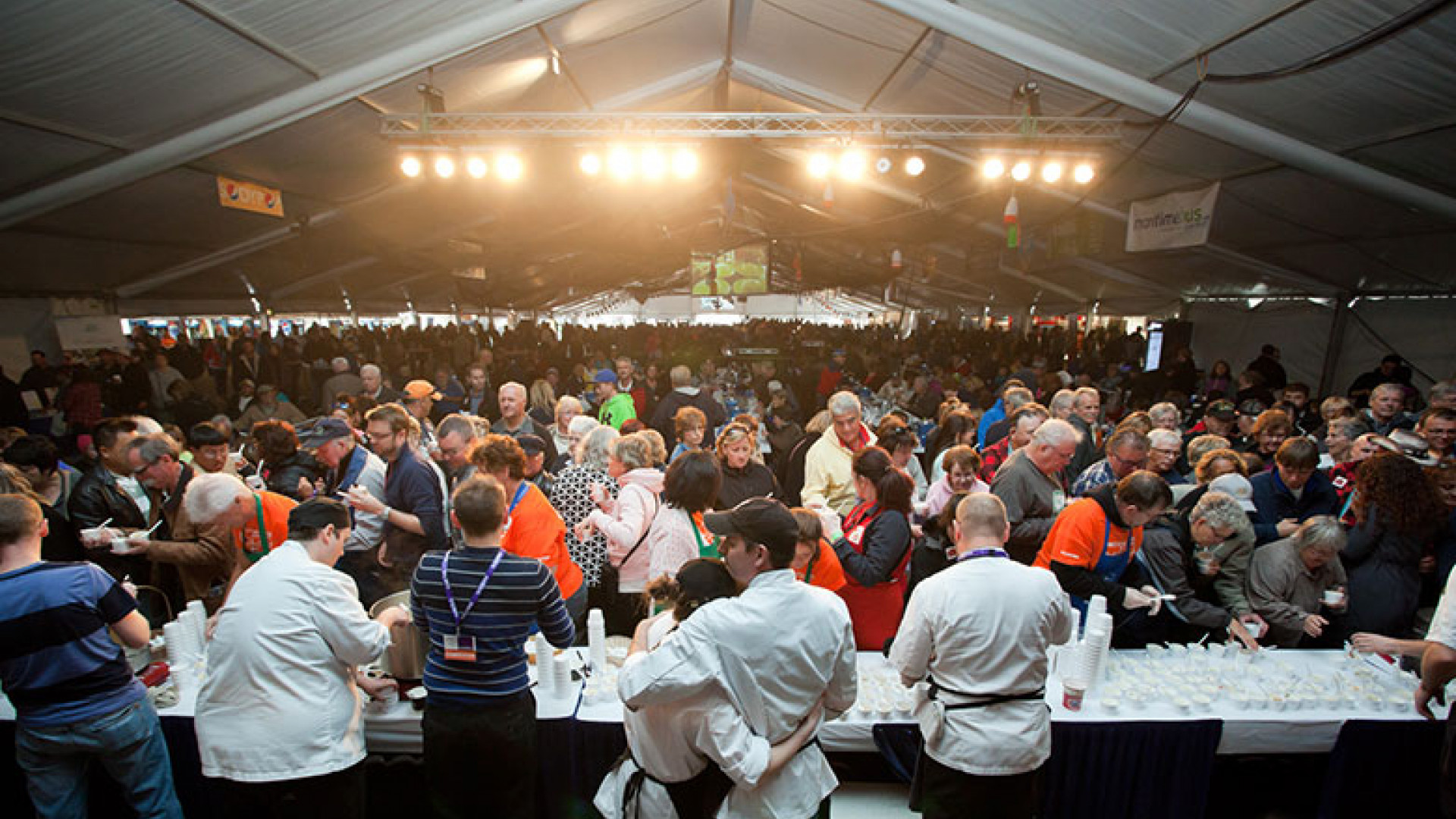 Eat: The PEI International Shellfish Festival